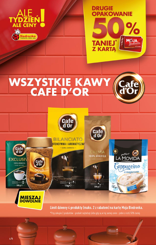 Gazetka Biedronka: Gazetka promocyjna od 22.02 2021-02-22 page-4