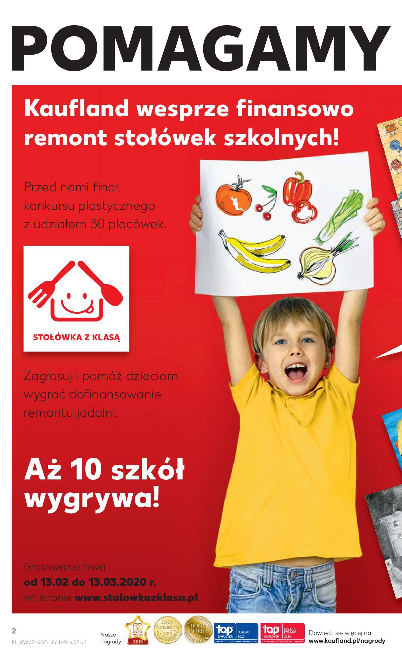 Gazetka Kaufland - Na dobry tydzień-12.02.2020-19.02.2020-page-2