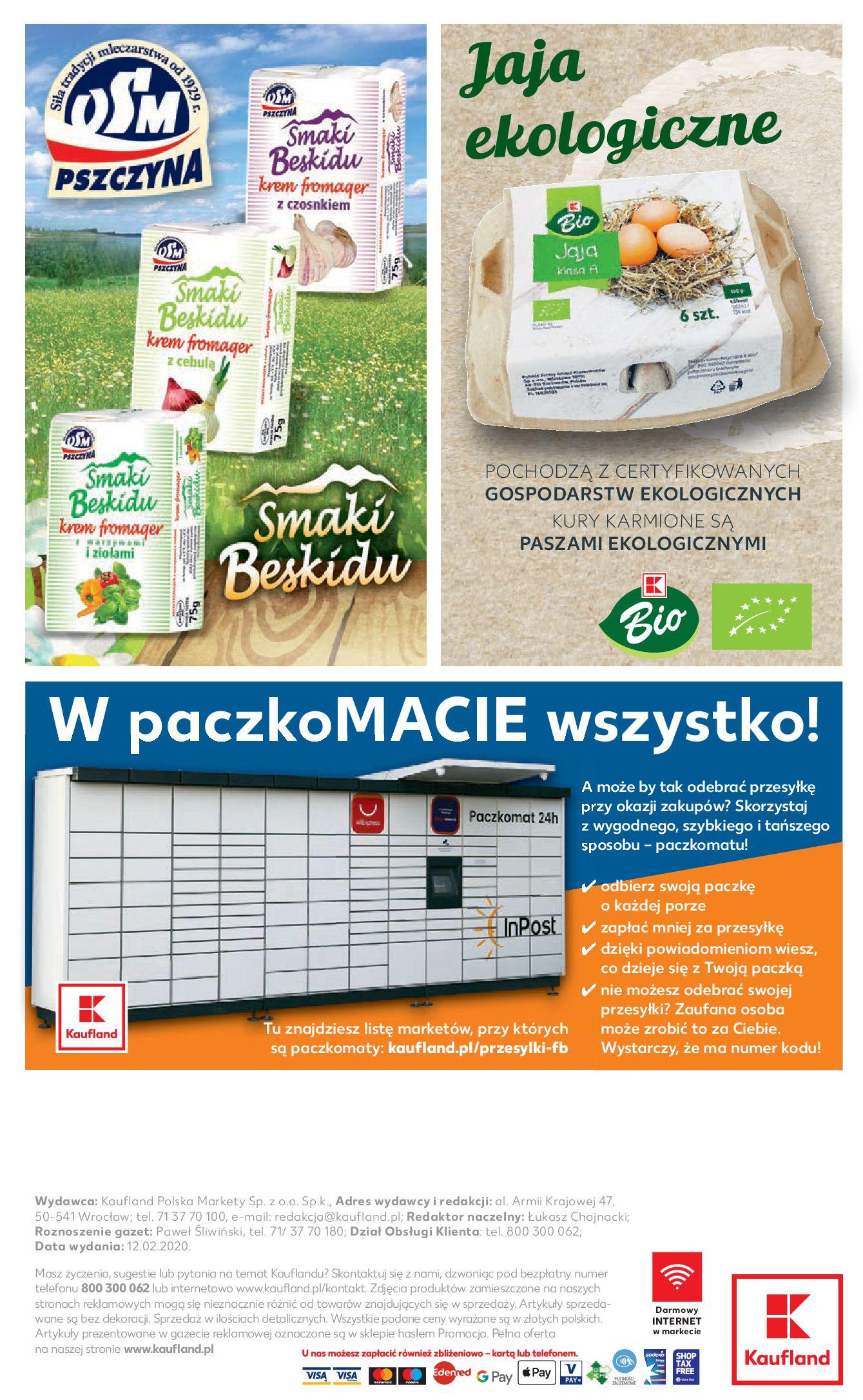 Gazetka Kaufland - Na dobry tydzień-12.02.2020-19.02.2020-page-31