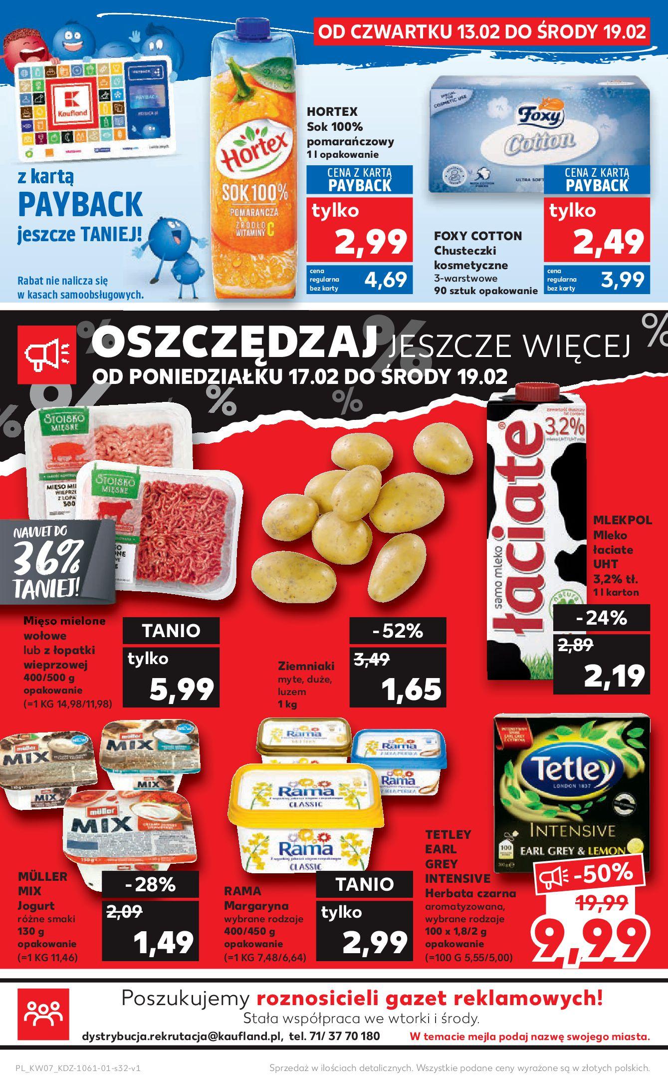 Gazetka Kaufland - Na dobry tydzień-12.02.2020-19.02.2020-page-32