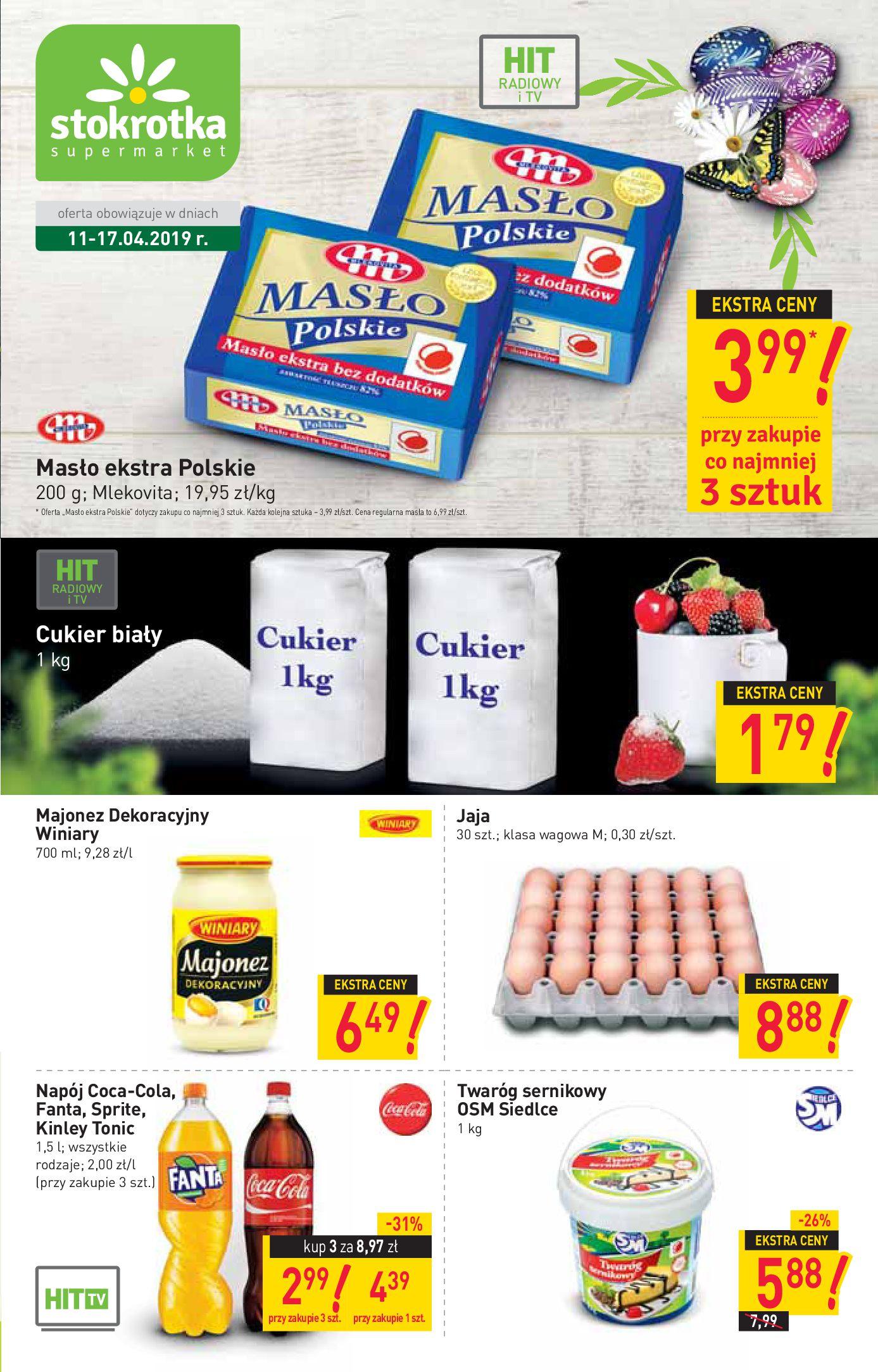 Gazetka Stokrotka Supermarket - W tym tygodniu-10.04.2019-17.04.2019-page-