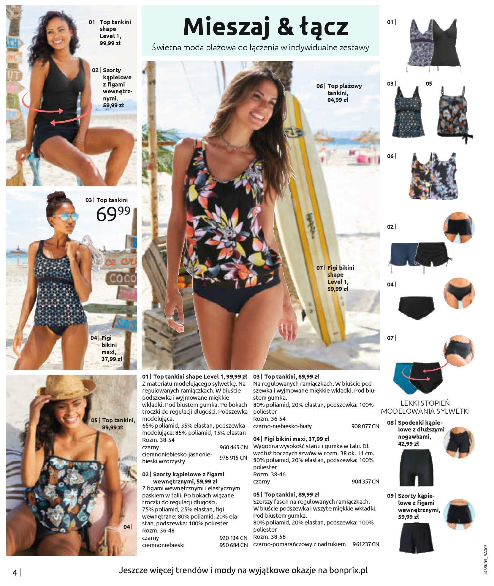 Gazetka Bonprix: Katalog Bonprix Postaw na kolor 2021-05-26 page-6