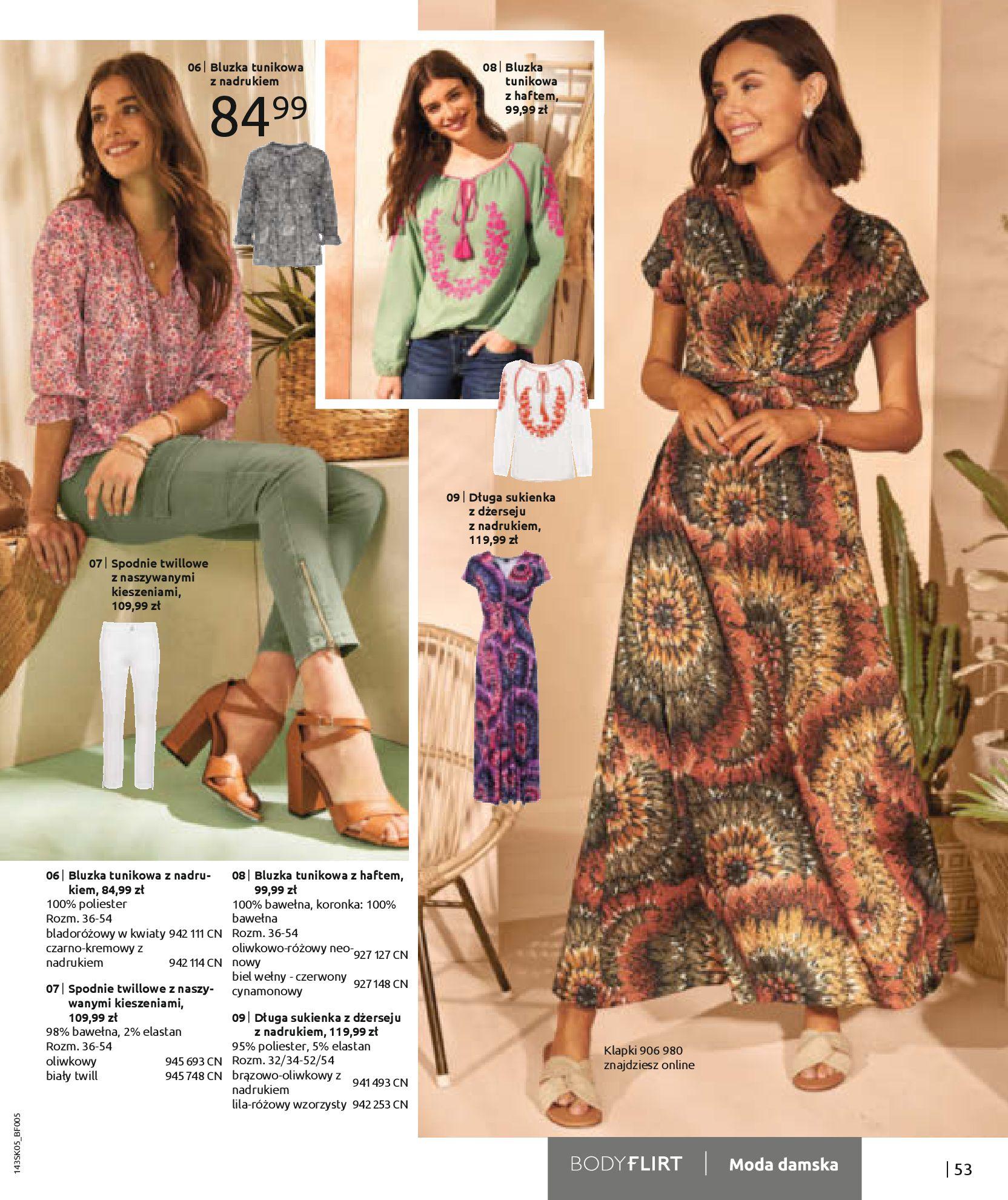 Gazetka Bonprix: Katalog Bonprix Postaw na kolor 2021-05-26 page-55