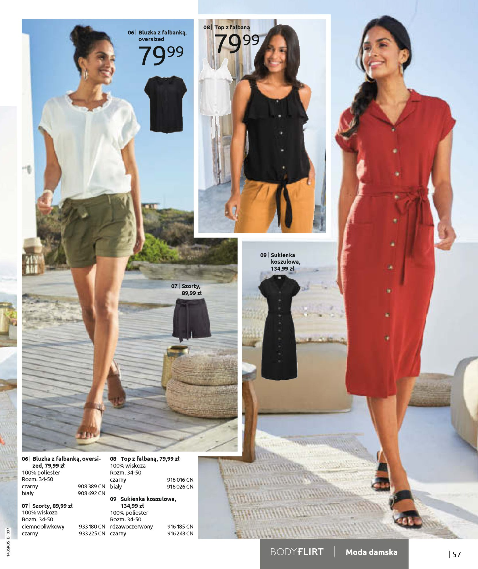 Gazetka Bonprix: Katalog Bonprix Postaw na kolor 2021-05-26 page-59