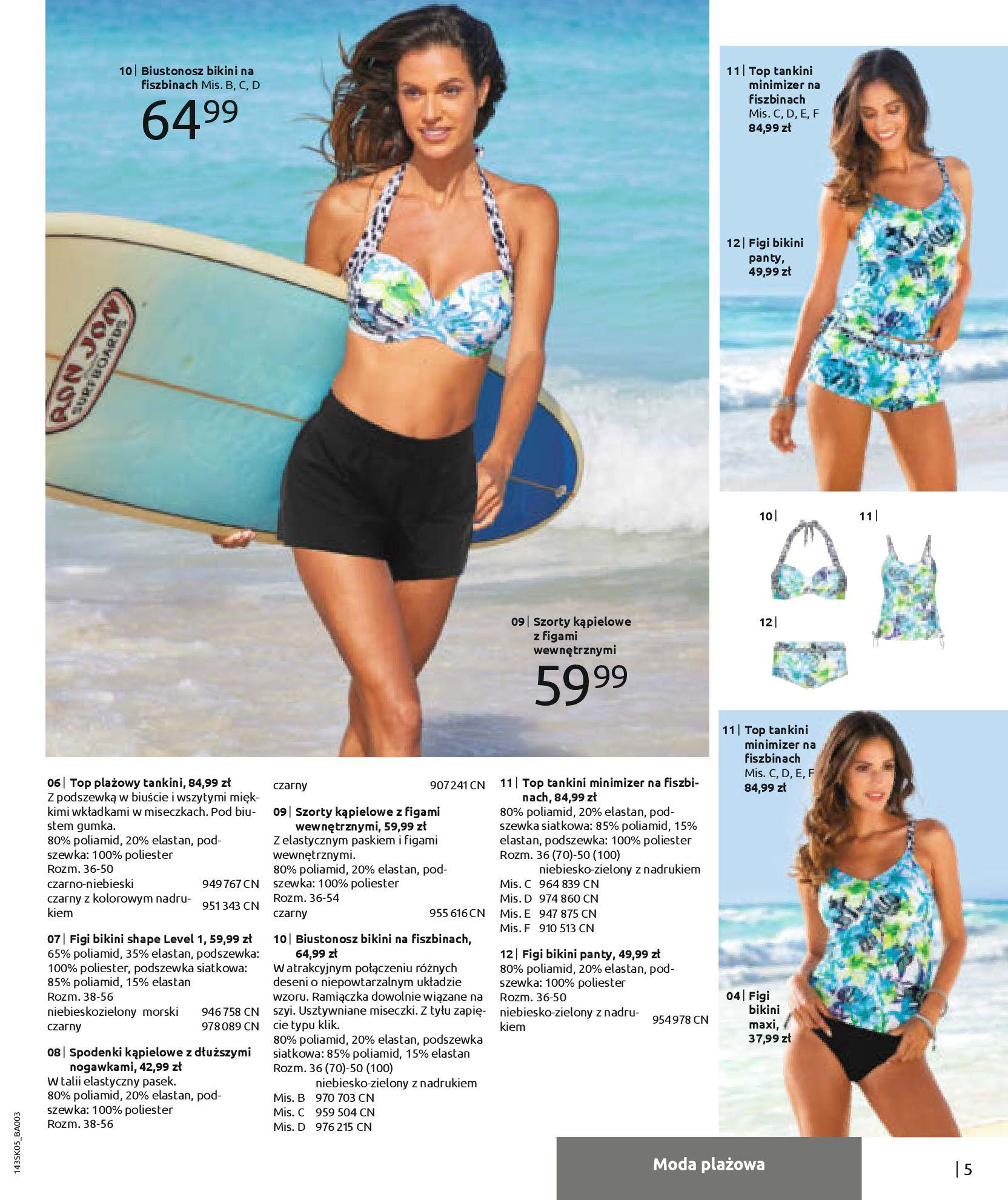 Gazetka Bonprix: Katalog Bonprix Postaw na kolor 2021-05-26 page-7
