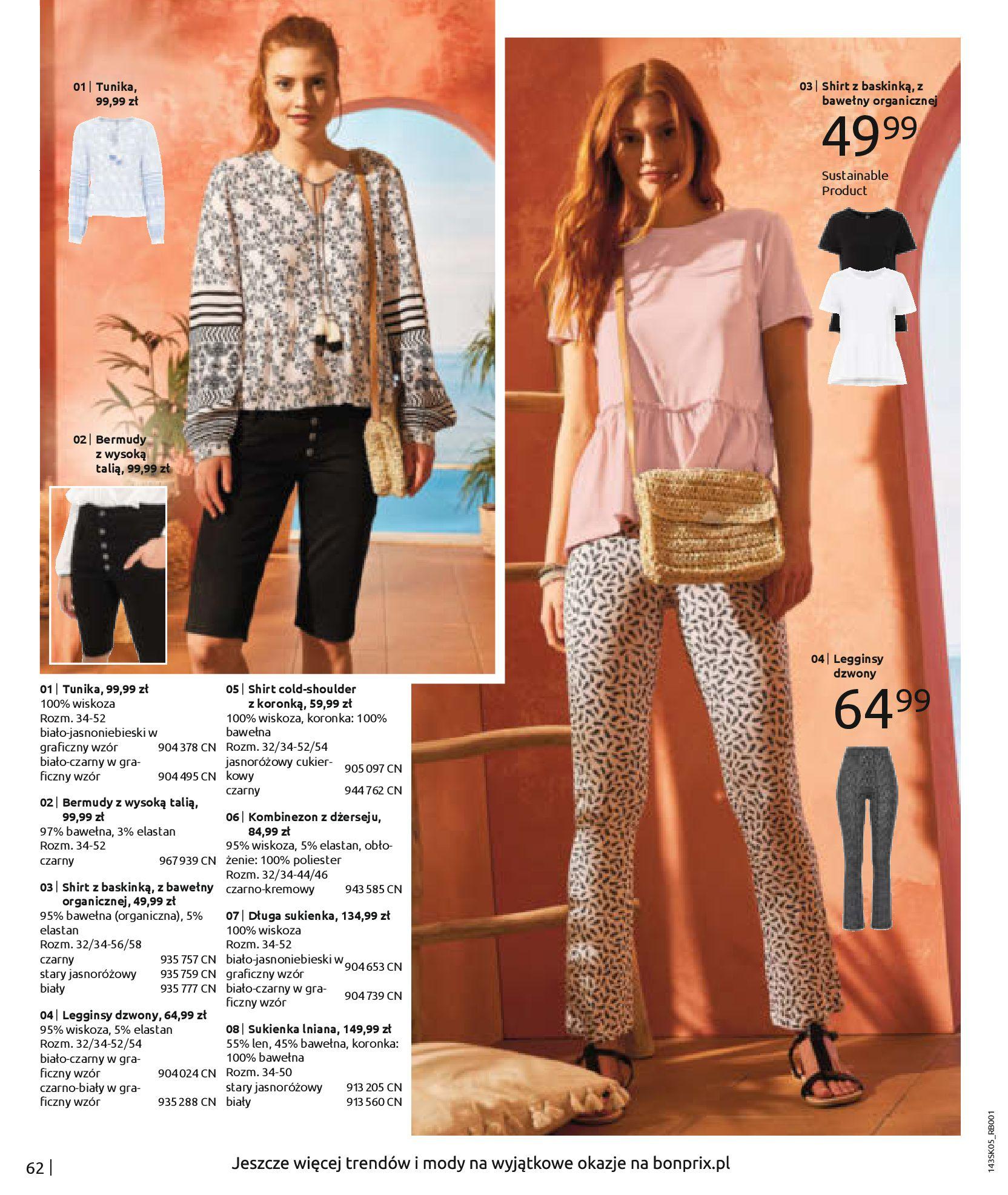 Gazetka Bonprix: Katalog Bonprix Postaw na kolor 2021-05-26 page-64