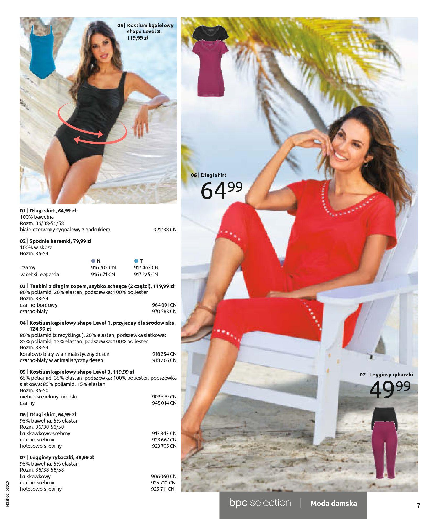 Gazetka Bonprix: Katalog Bonprix Postaw na kolor 2021-05-26 page-9