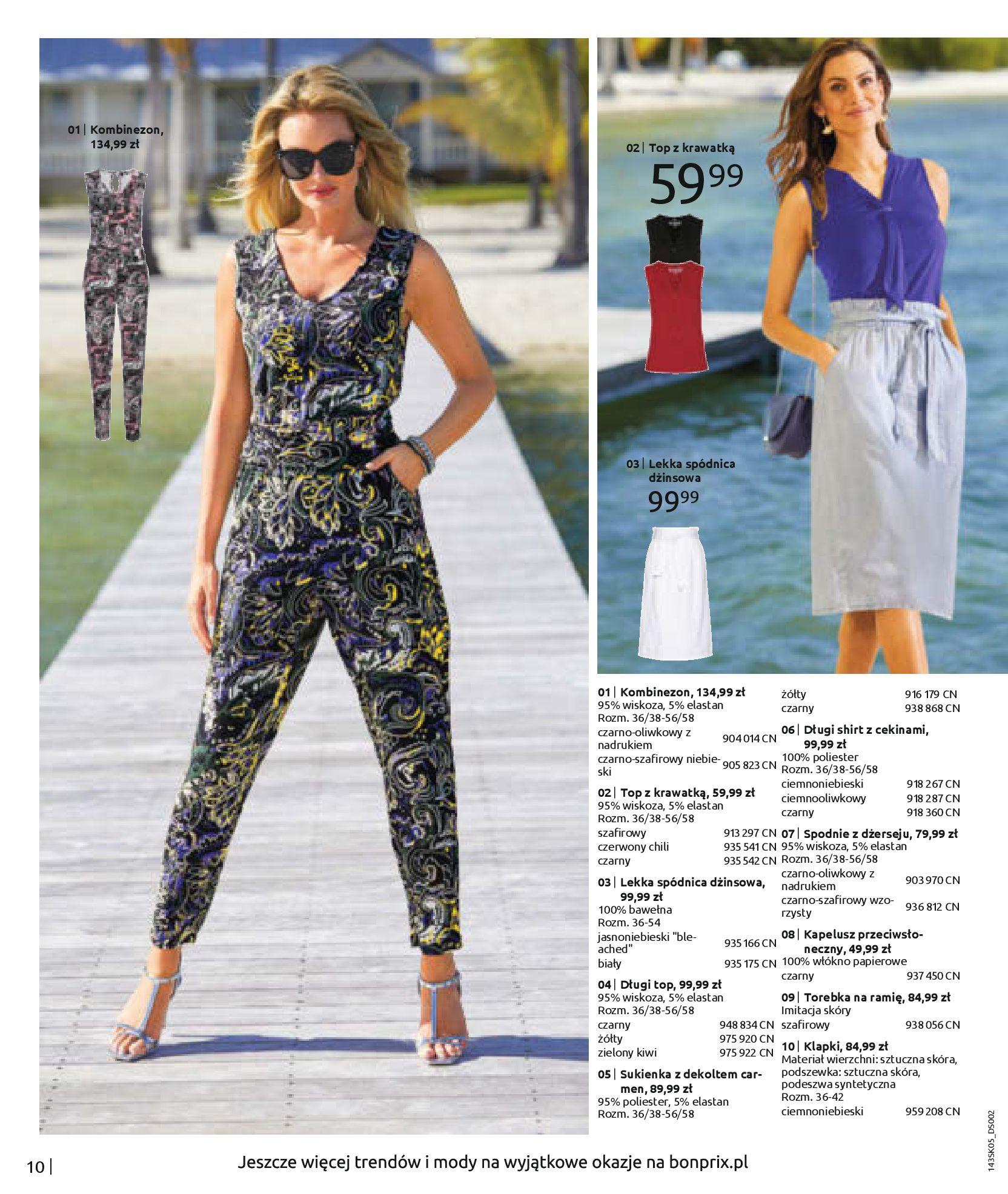 Gazetka Bonprix: Katalog Bonprix Postaw na kolor 2021-05-26 page-12