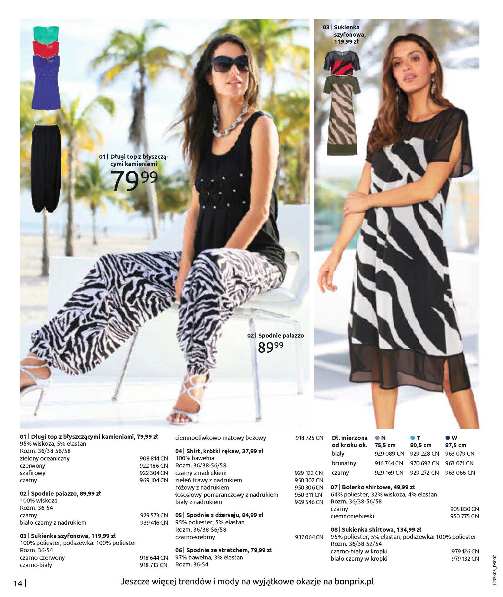 Gazetka Bonprix: Katalog Bonprix Postaw na kolor 2021-05-26 page-16