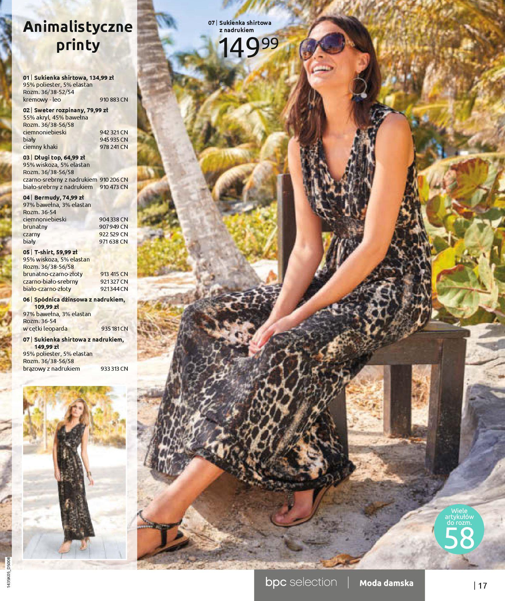 Gazetka Bonprix: Katalog Bonprix Postaw na kolor 2021-05-26 page-19