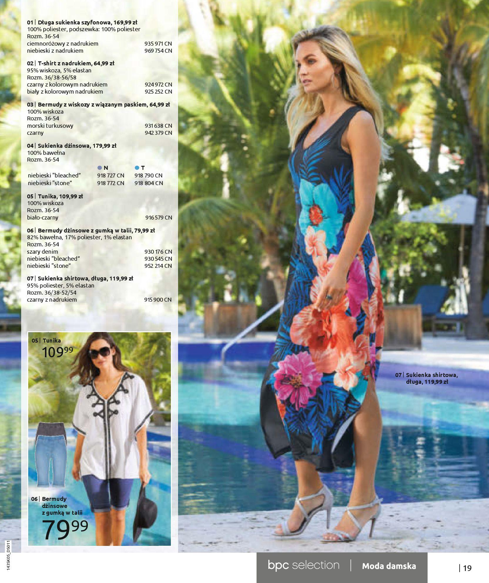 Gazetka Bonprix: Katalog Bonprix Postaw na kolor 2021-05-26 page-21