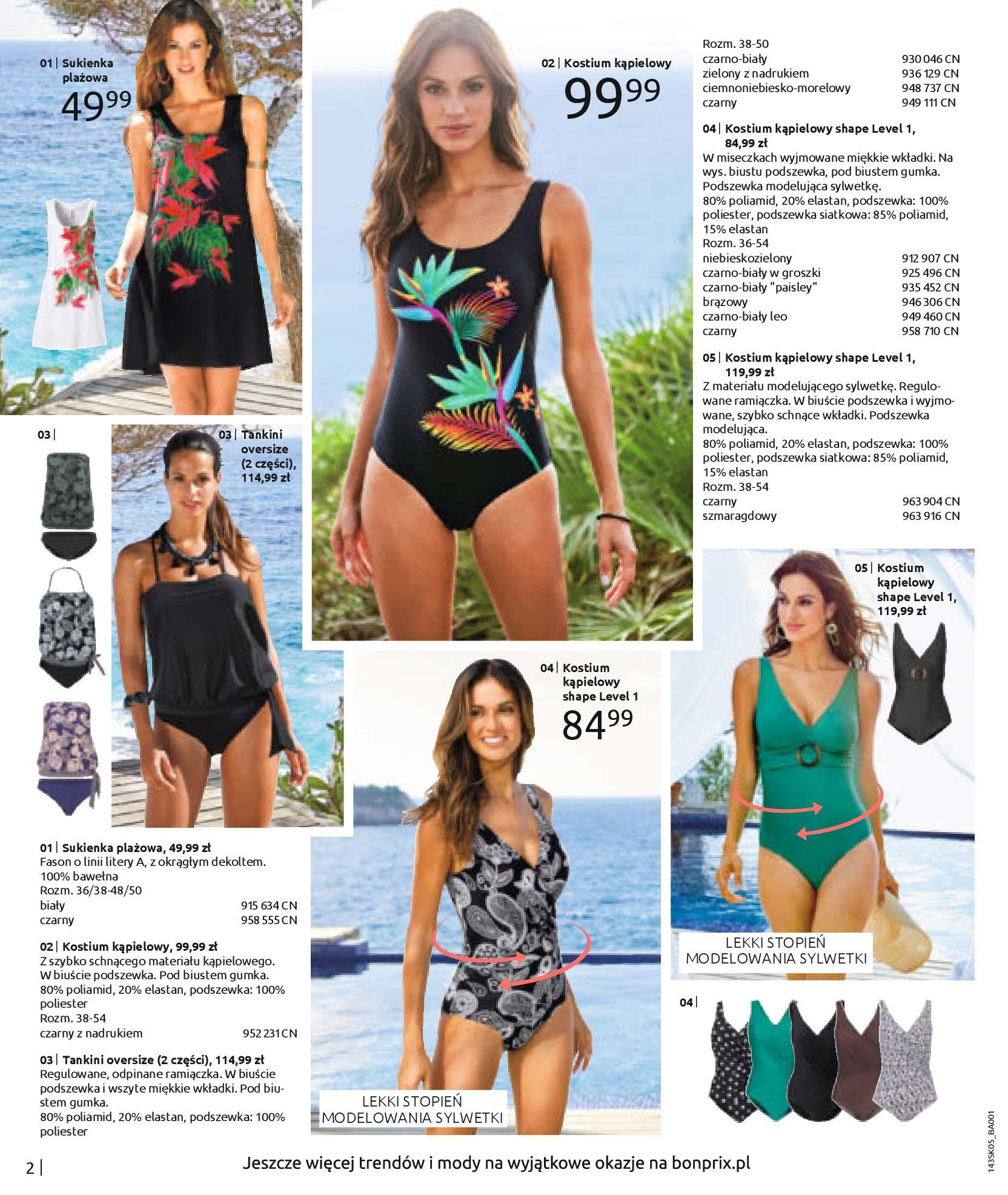 Gazetka Bonprix: Katalog Bonprix Postaw na kolor 2021-05-26 page-4