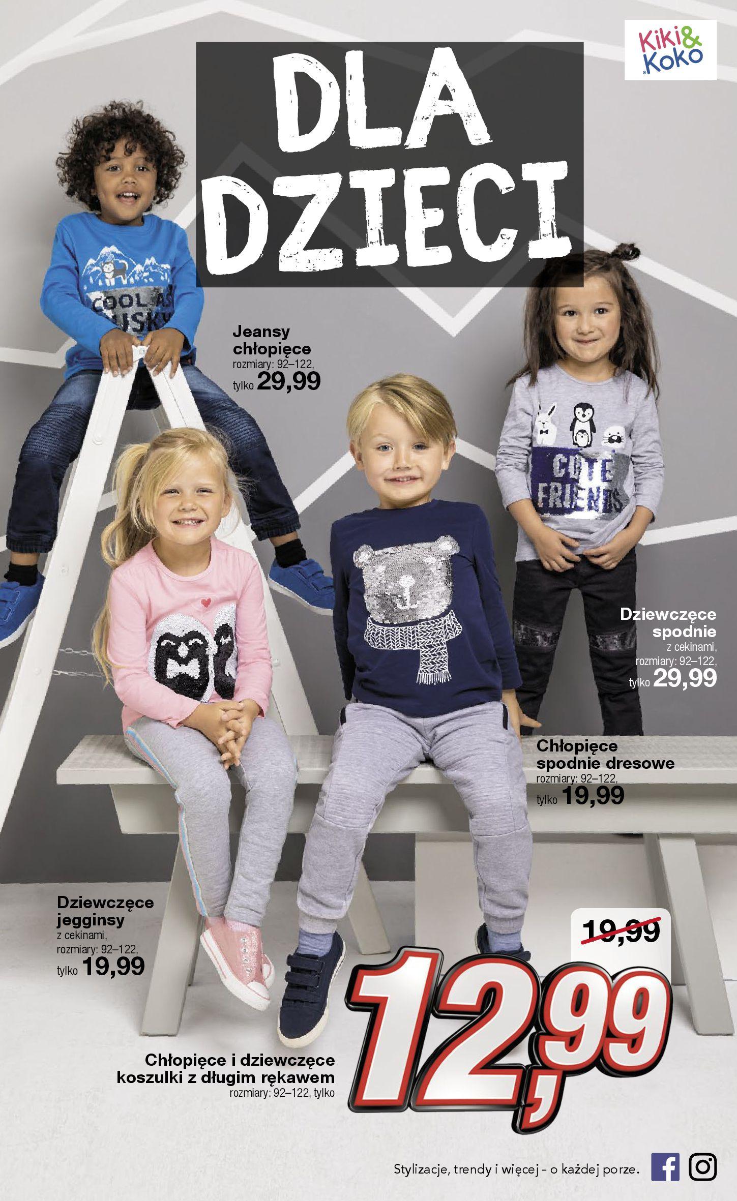 Gazetka KiK - Oferta na odzież i dekoracje-12.11.2019-13.12.2019-page-5