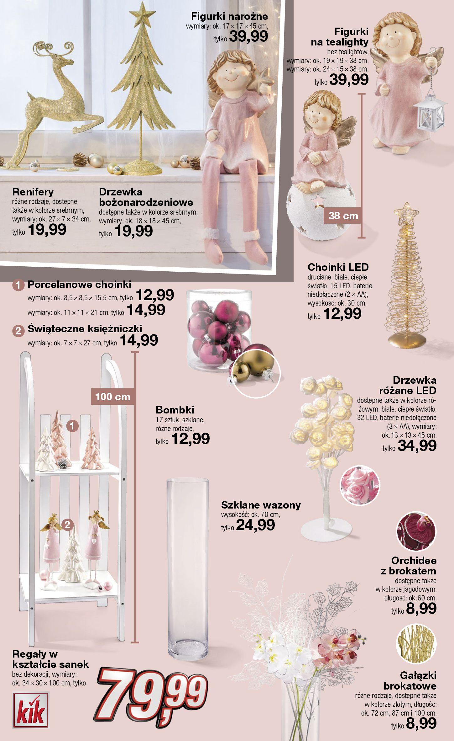 Gazetka KiK - Oferta na odzież i dekoracje-12.11.2019-13.12.2019-page-10