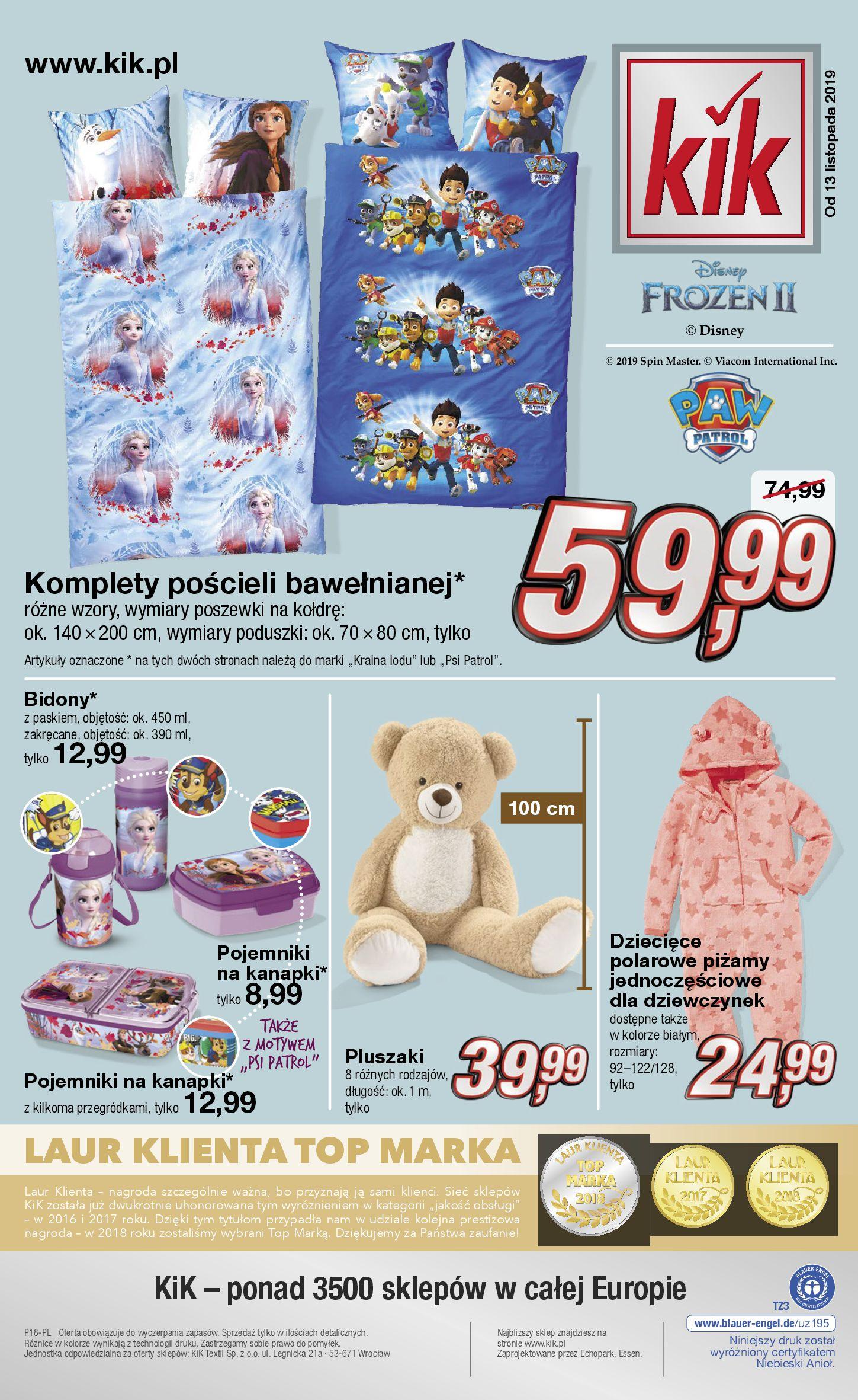Gazetka KiK - Oferta na odzież i dekoracje-12.11.2019-13.12.2019-page-16