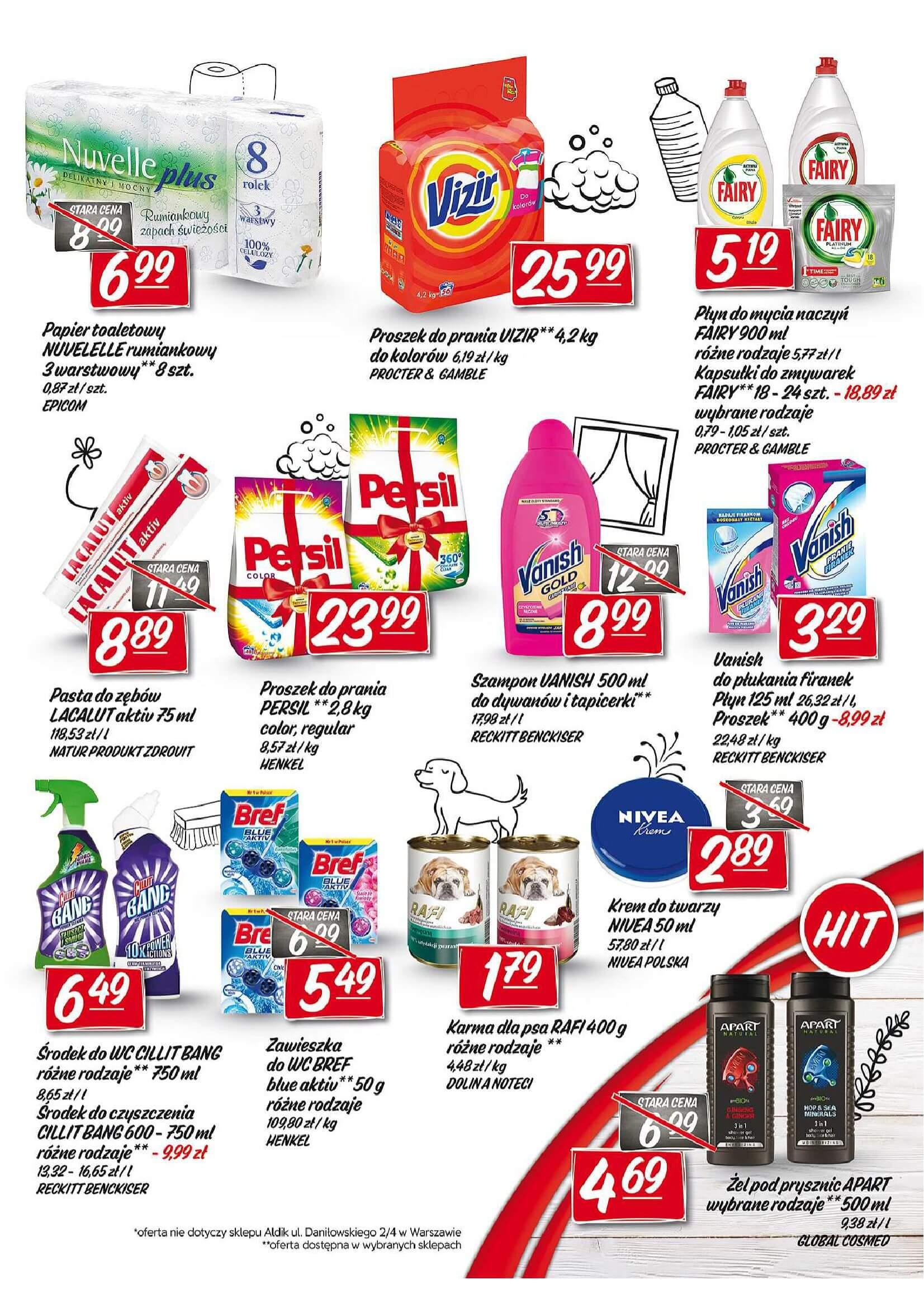 Gazetka Aldik - Oferta na artykuły spożywcze-06.12.2017-13.12.2017-page-13