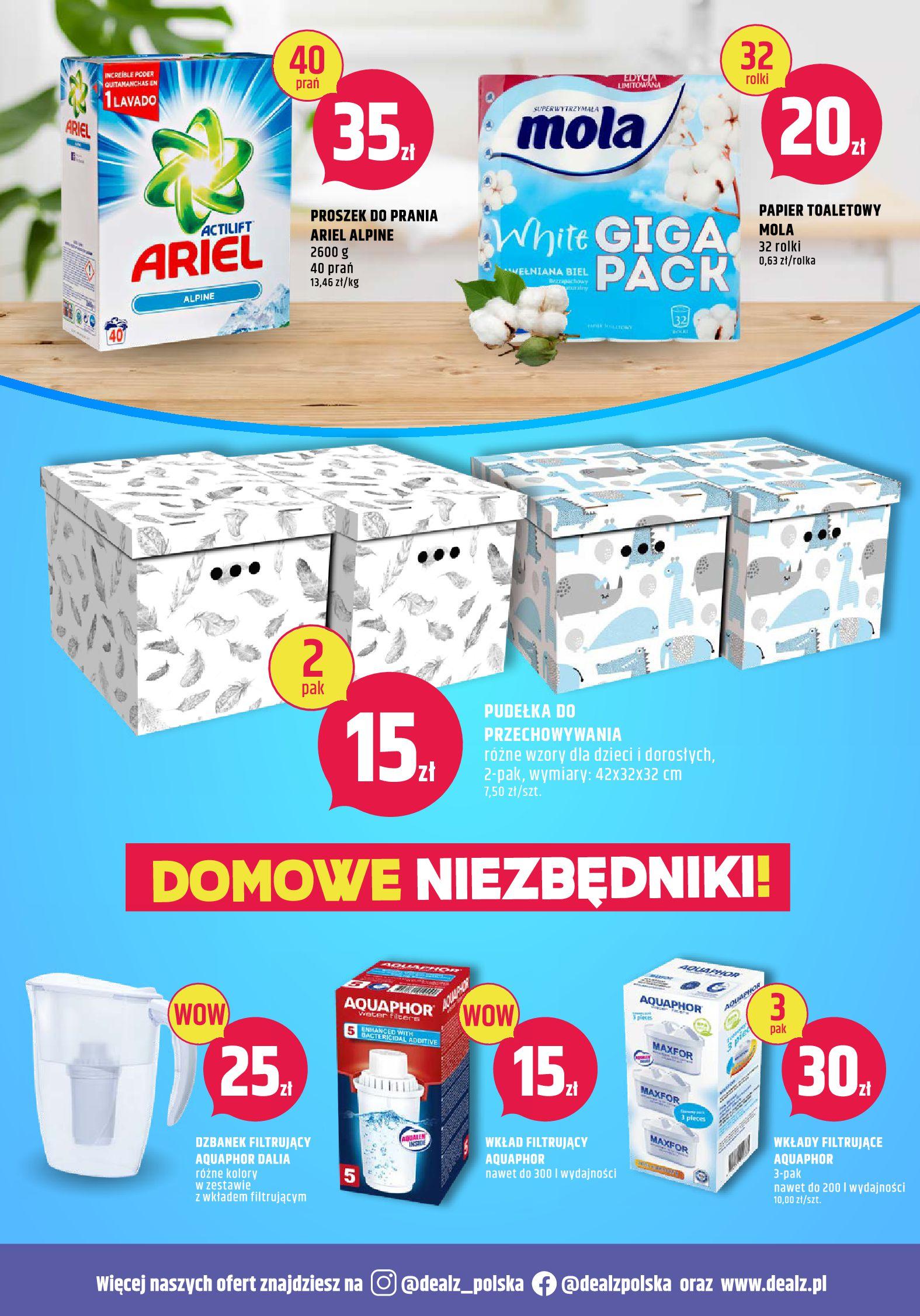 Gazetka Dealz  - Więcej znaczy taniej-09.09.2020-23.09.2020-page-4