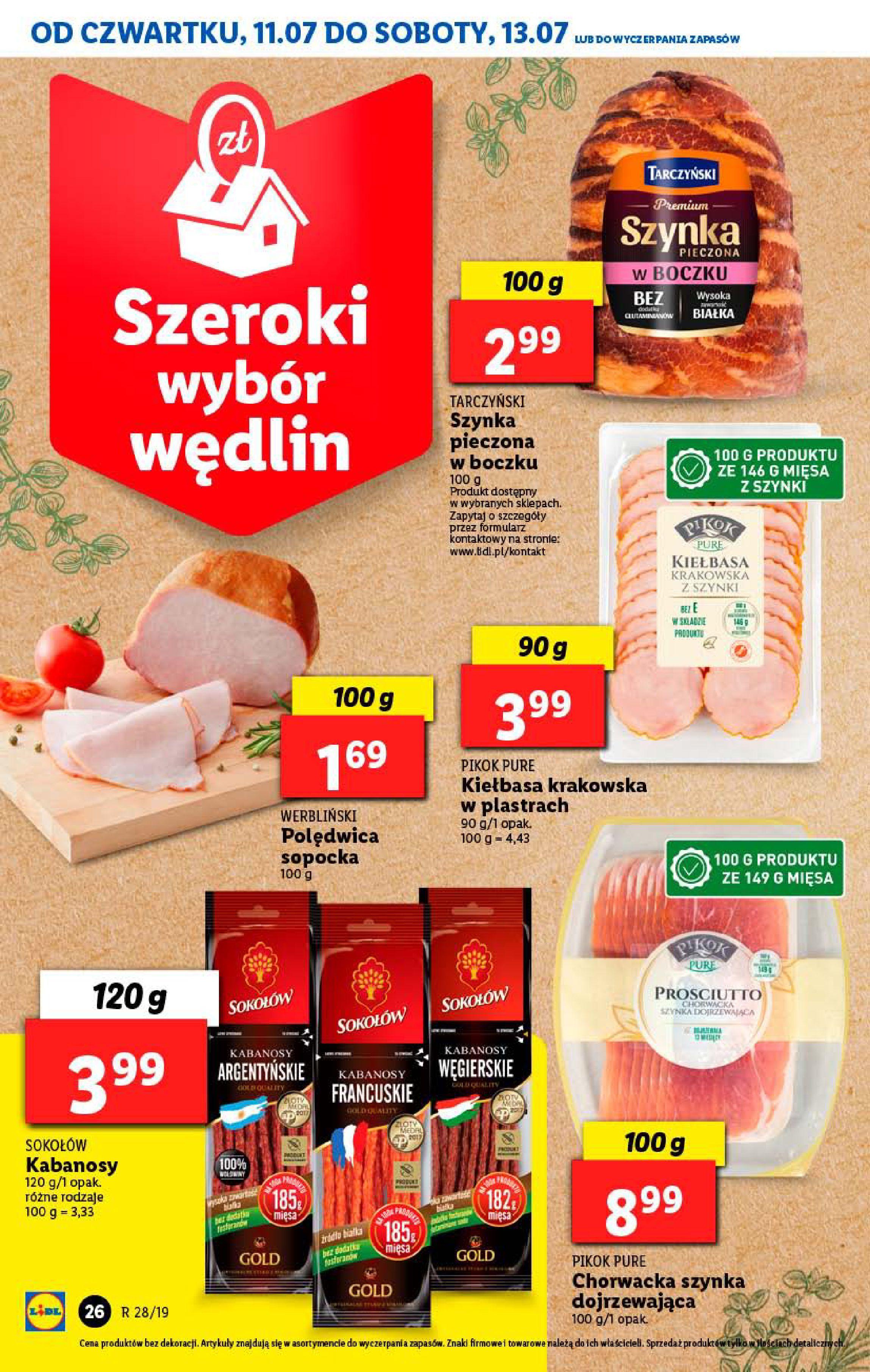 Gazetka Lidl - Od czwartku-10.07.2019-13.07.2019-page-