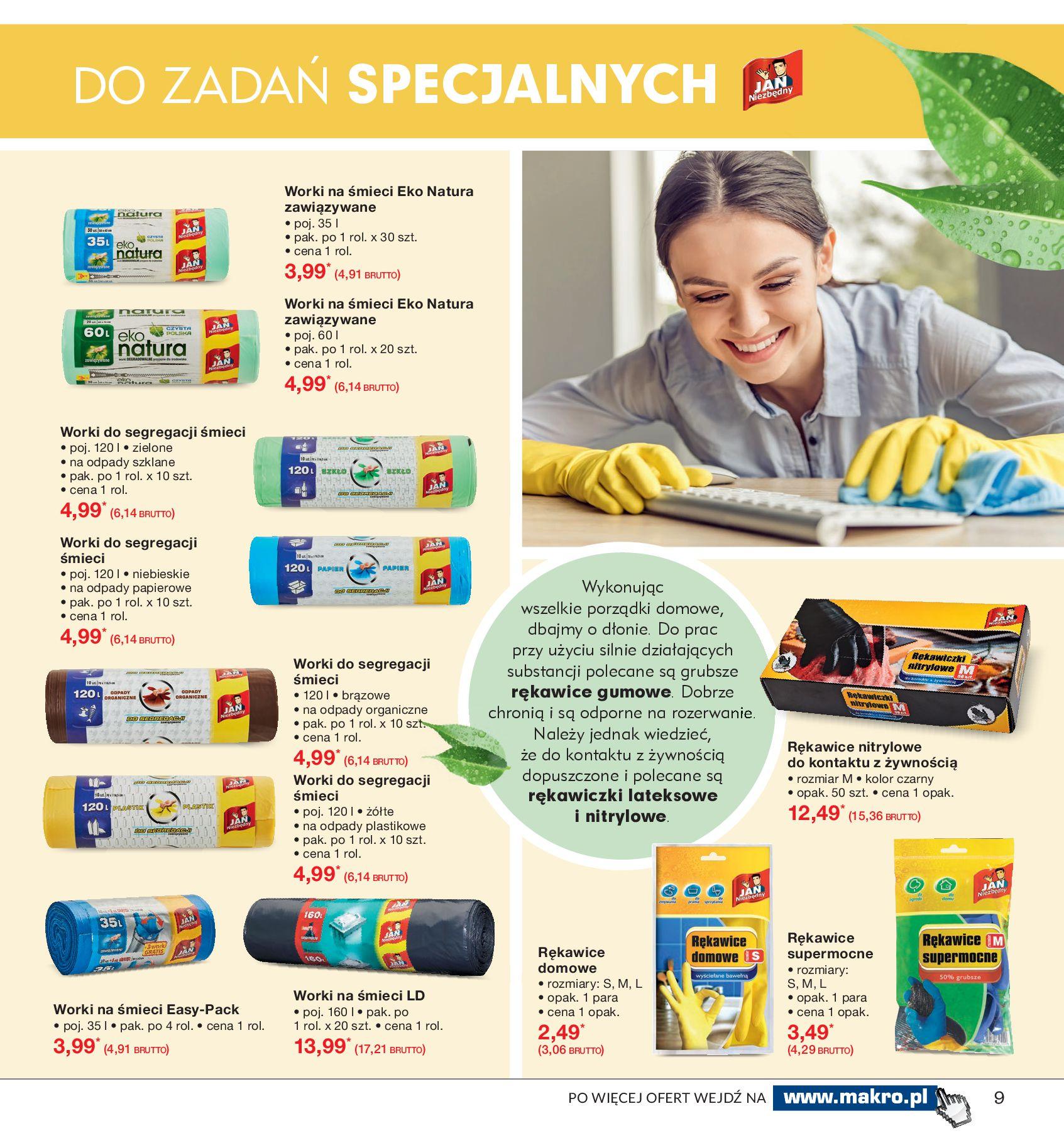 Gazetka Makro - Czysta radość sprzątania-06.05.2019-20.05.2019-page-