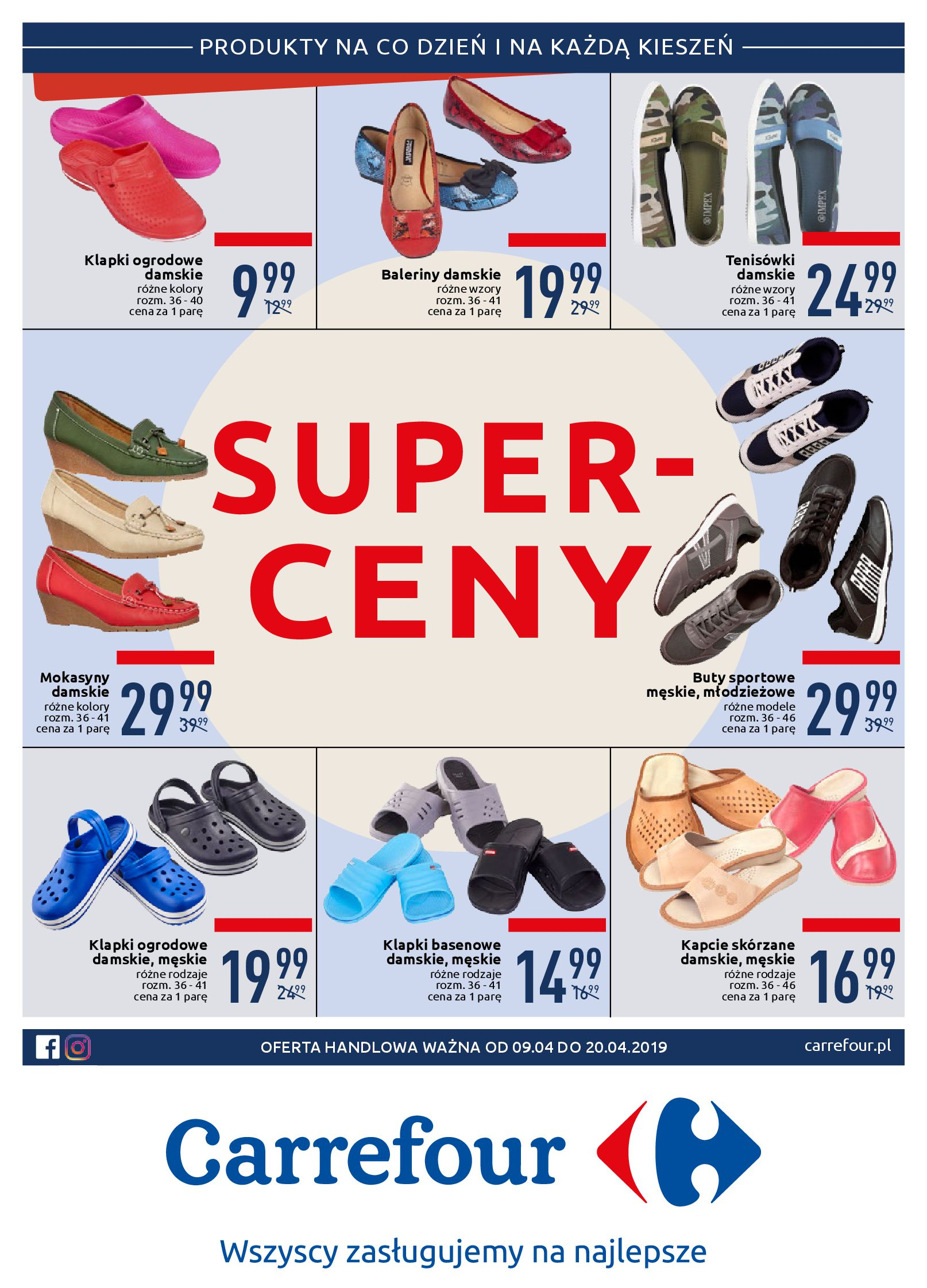Gazetka Carrefour - Superceny-08.04.2019-20.04.2019-page-