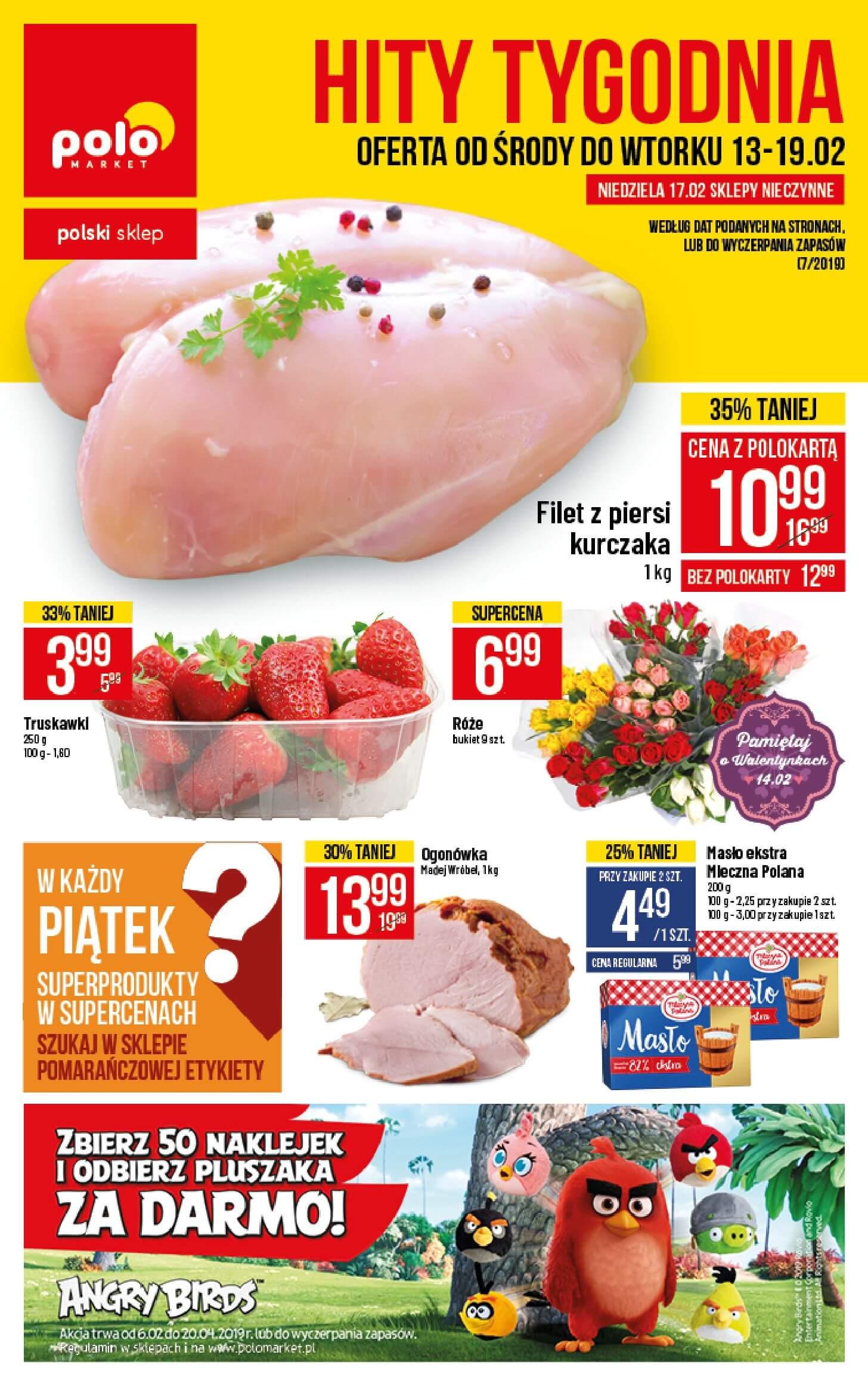 Gazetka Polomarket - Oferta na artykuły spożywcze-12.02.2019-19.02.2019-page-