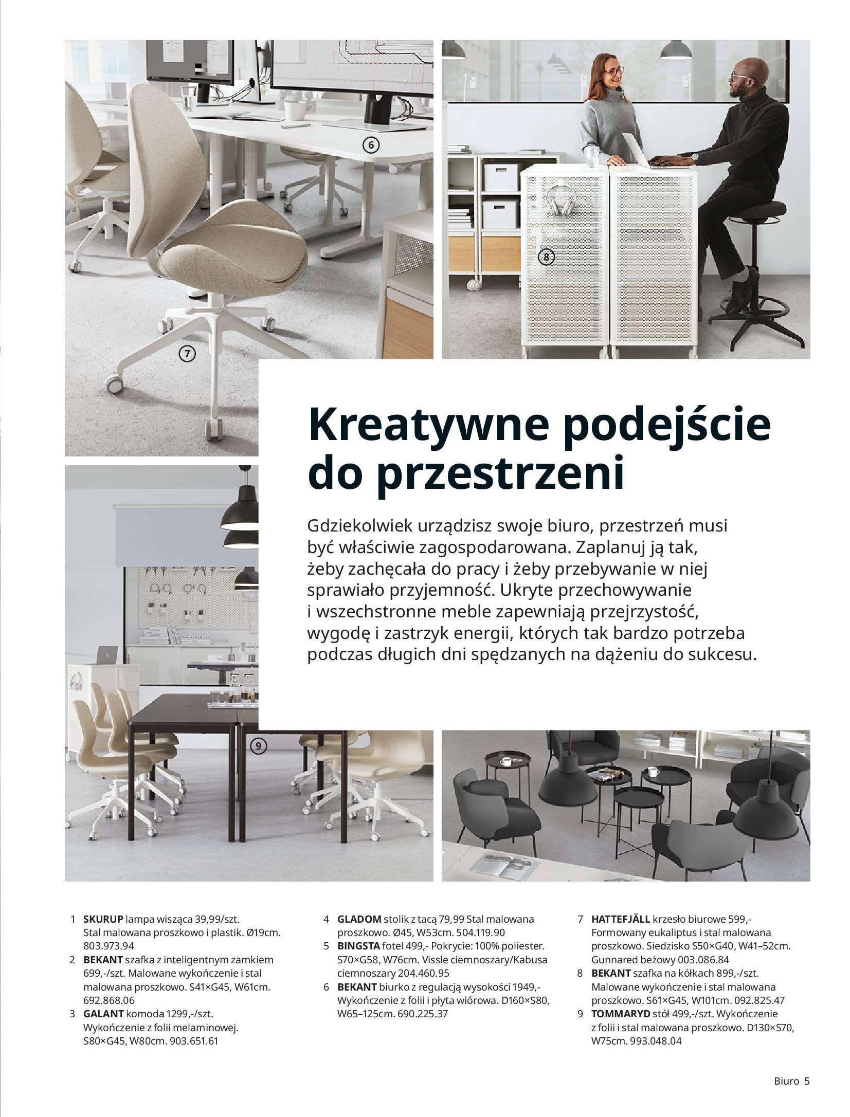Gazetka IKEA: IKEA dla Firm 2021 2021-01-13 page-5