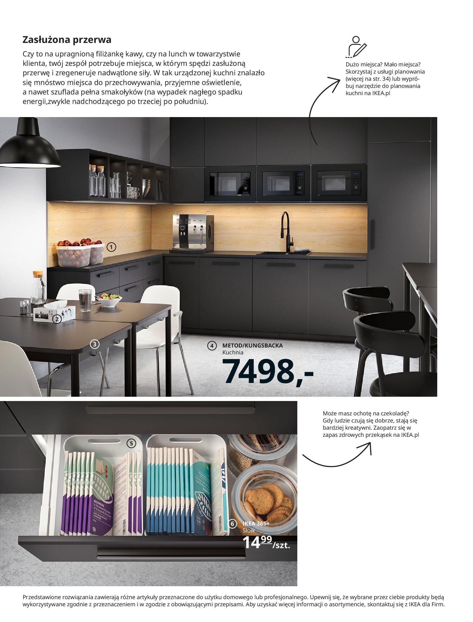 Gazetka IKEA: IKEA dla Firm 2021 2021-01-13 page-6