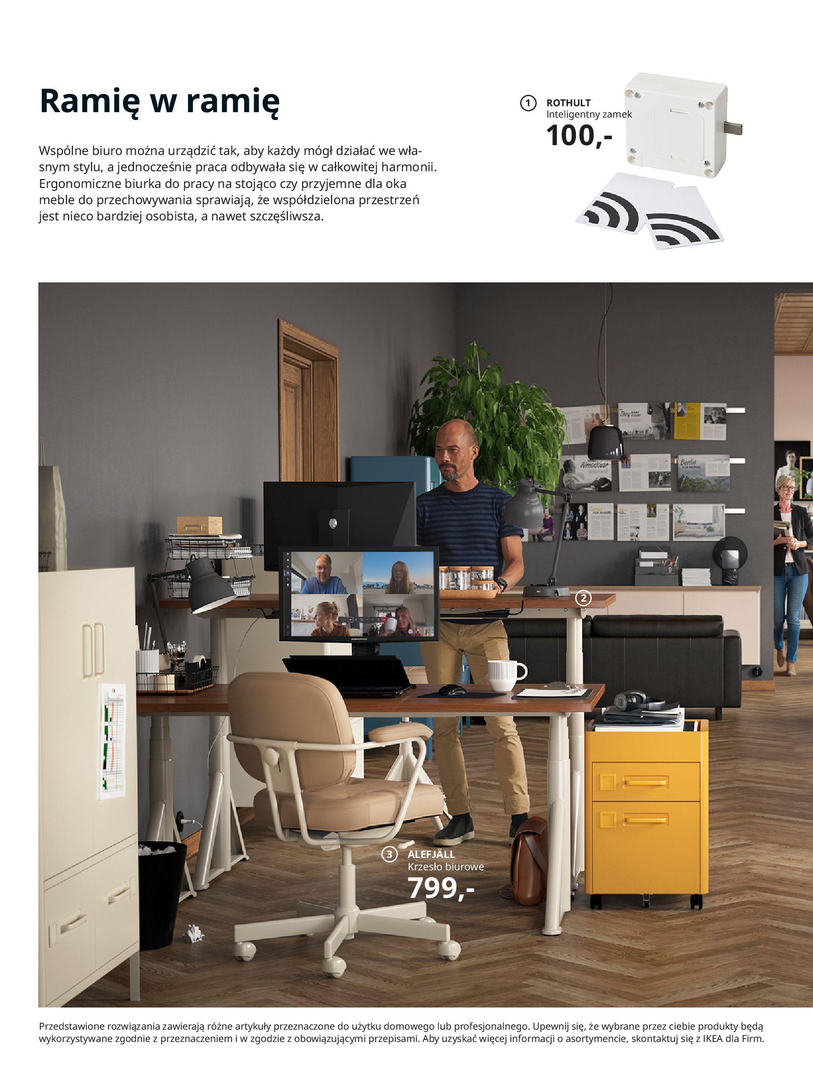 Gazetka IKEA: IKEA dla Firm 2021 2021-01-13 page-8