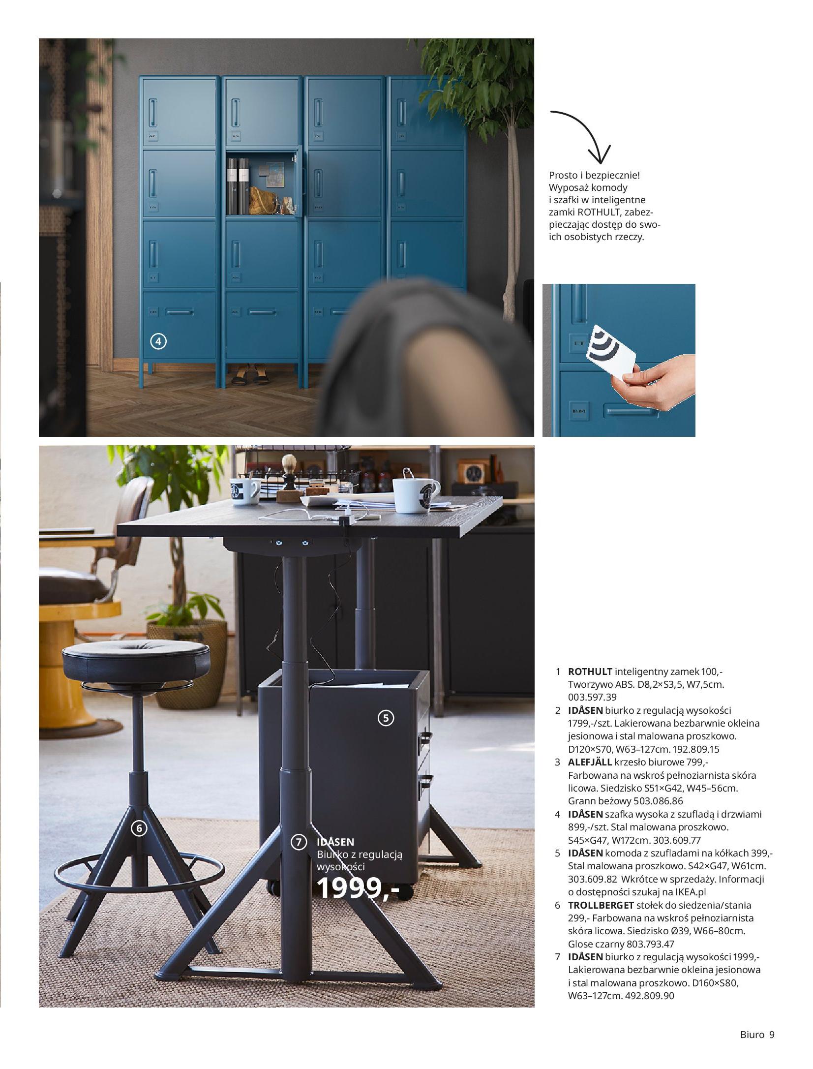 Gazetka IKEA: IKEA dla Firm 2021 2021-01-13 page-9