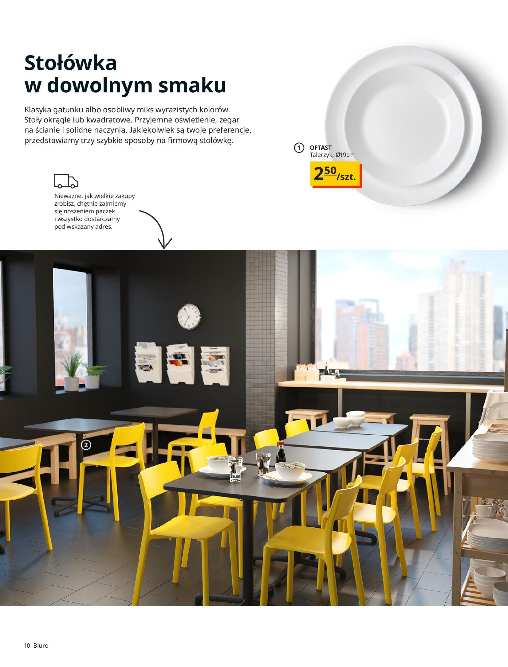 Gazetka IKEA: IKEA dla Firm 2021 2021-01-13 page-10