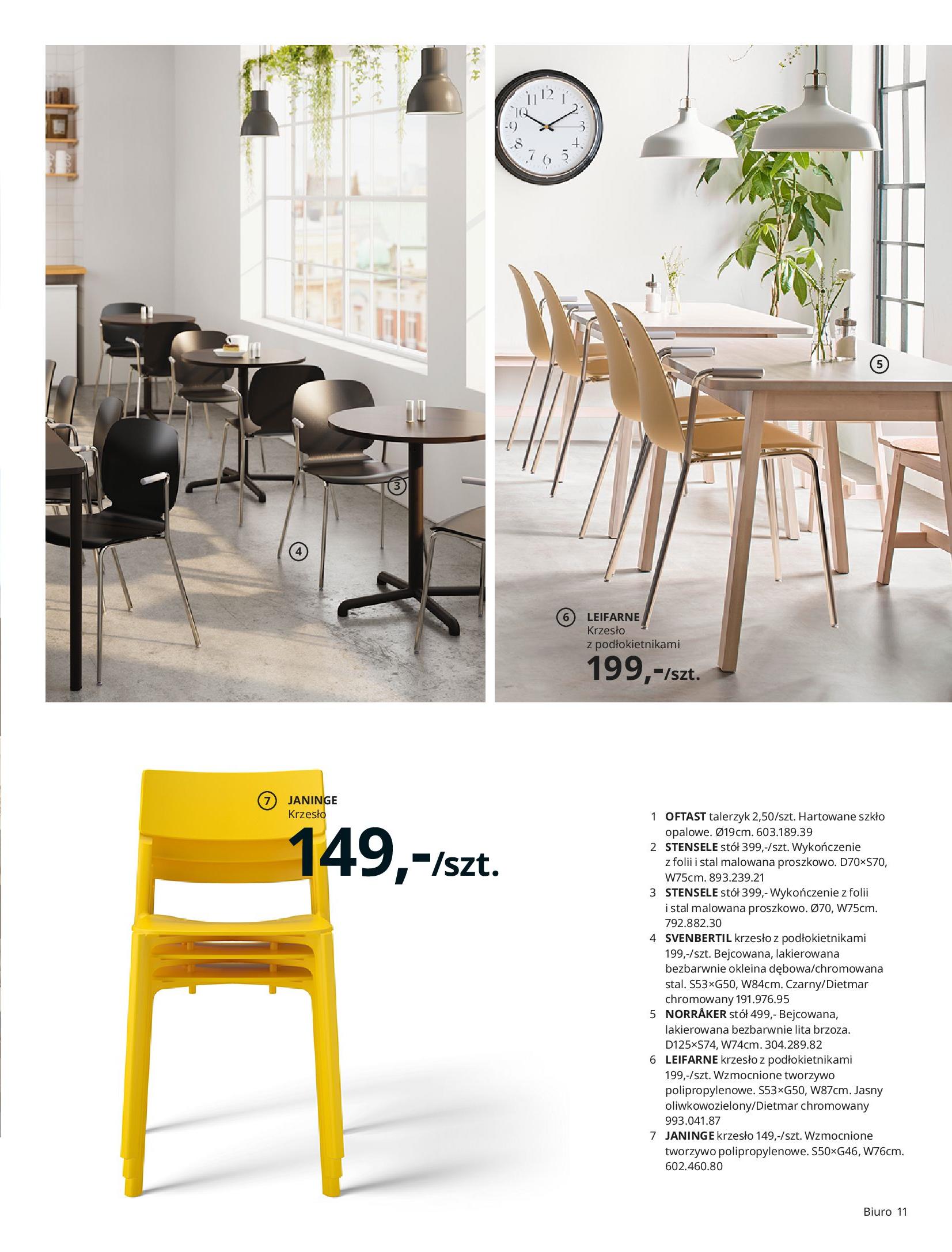 Gazetka IKEA: IKEA dla Firm 2021 2021-01-13 page-11