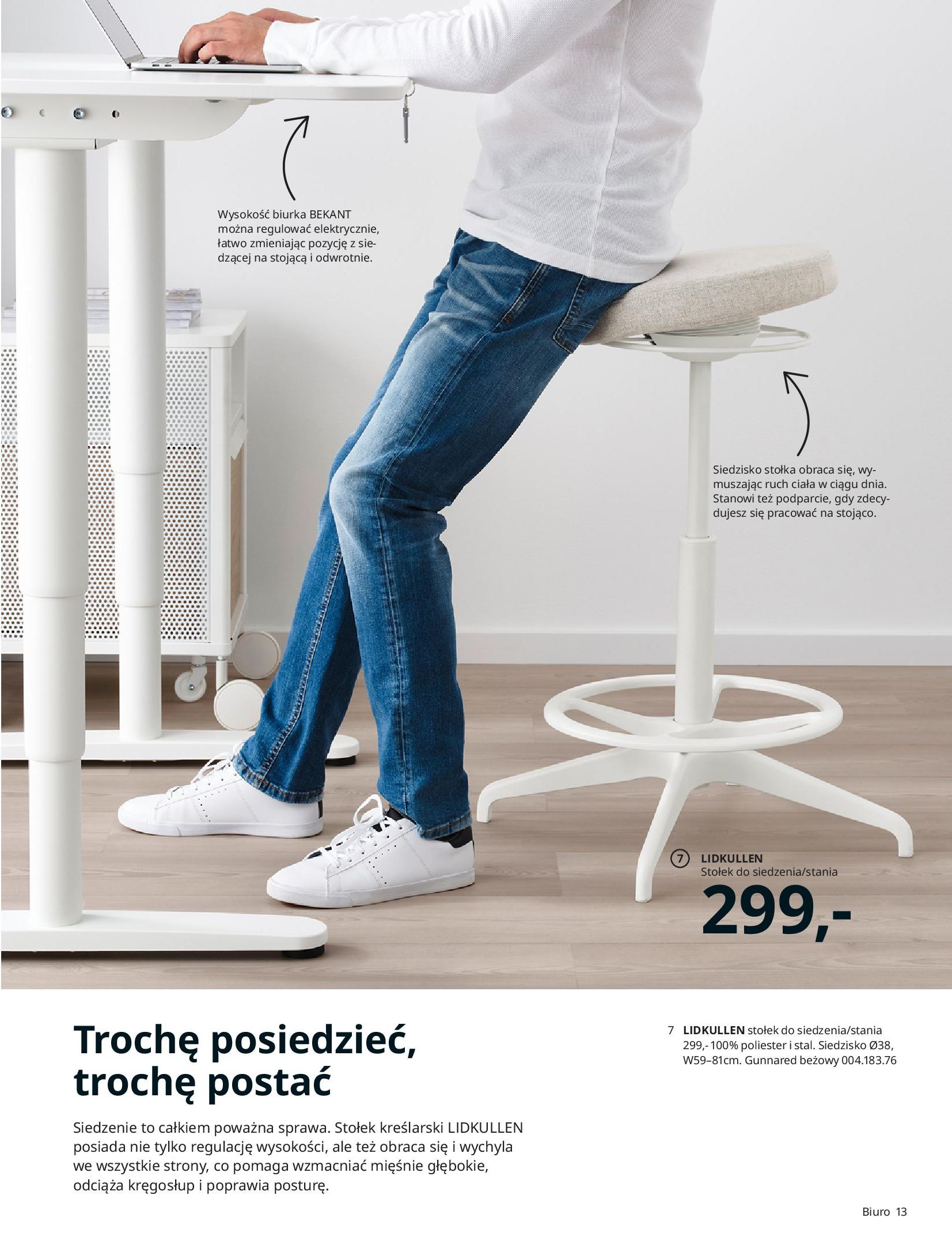 Gazetka IKEA: IKEA dla Firm 2021 2021-01-13 page-13