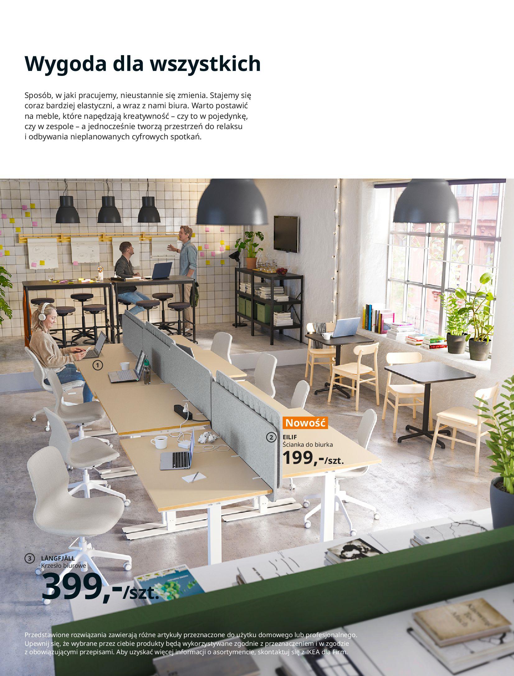 Gazetka IKEA: IKEA dla Firm 2021 2021-01-13 page-14