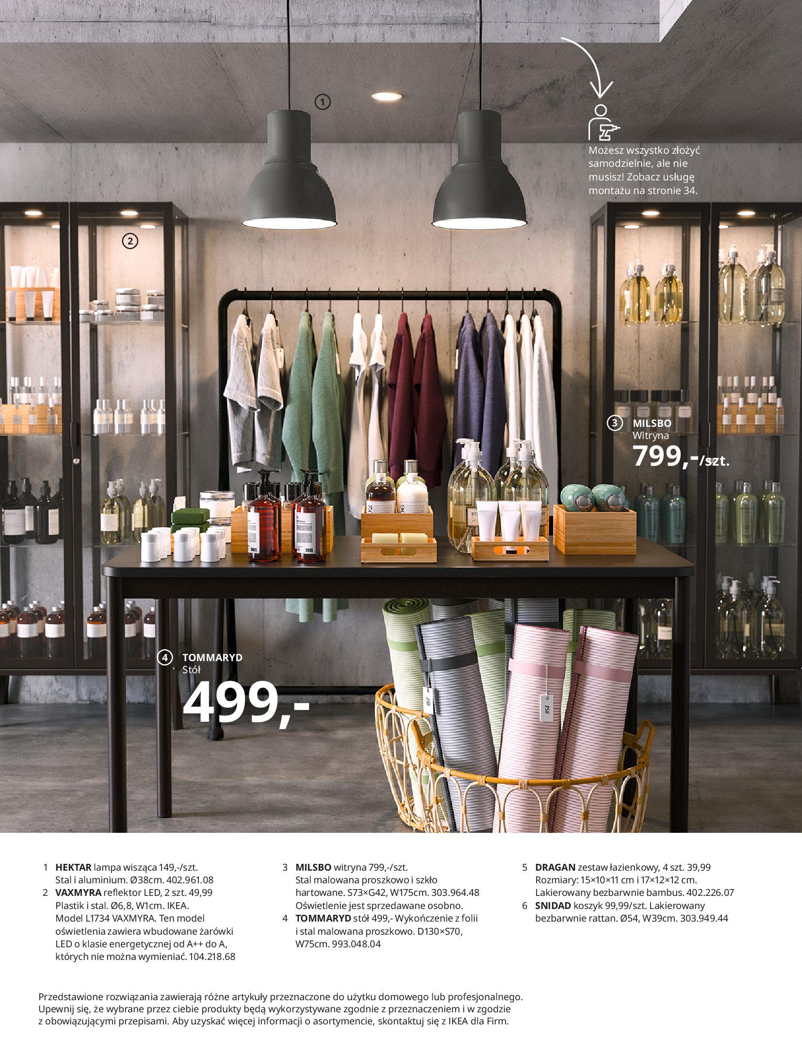 Gazetka IKEA: IKEA dla Firm 2021 2021-01-13 page-16