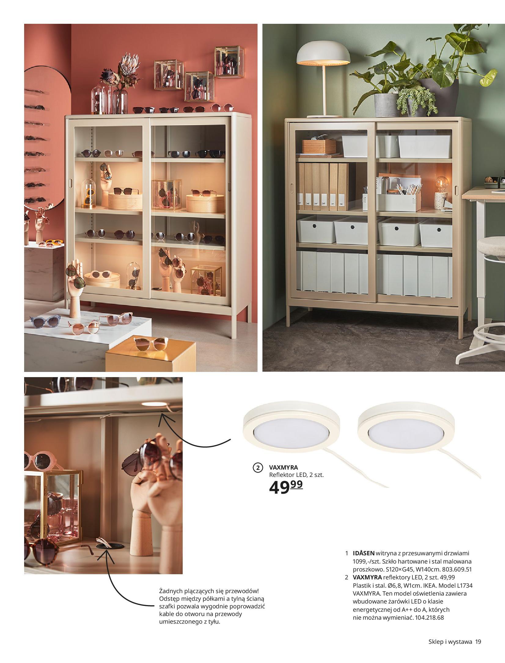 Gazetka IKEA: IKEA dla Firm 2021 2021-01-13 page-19