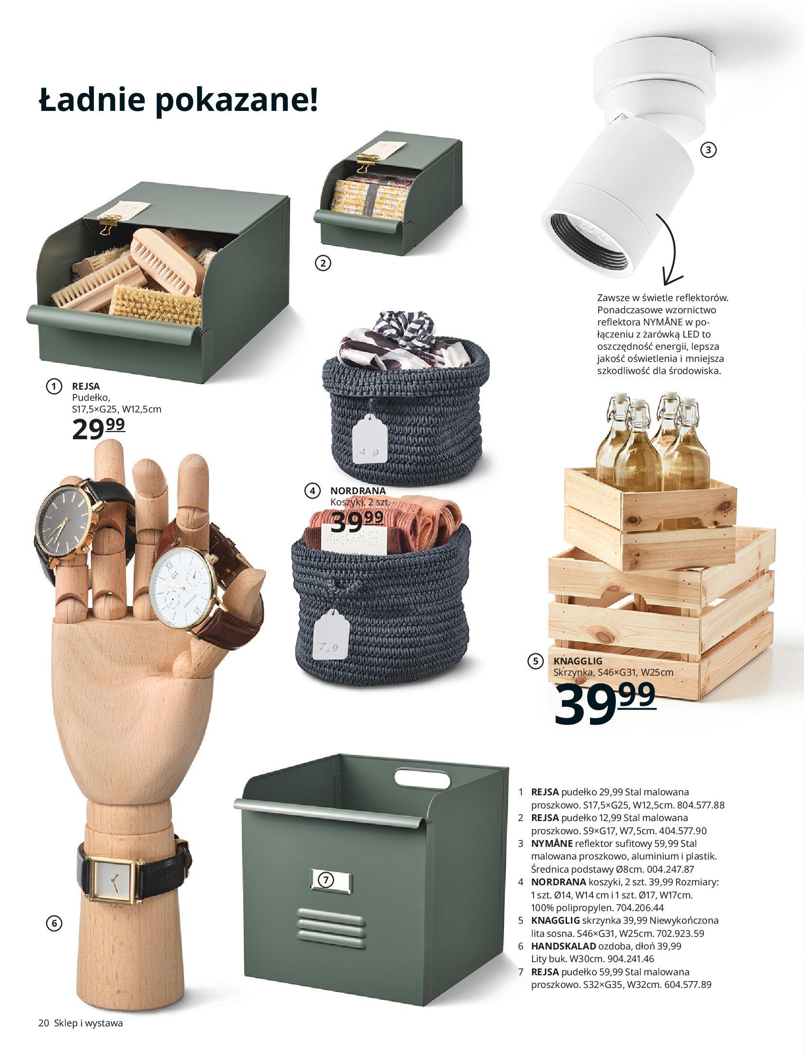 Gazetka IKEA: IKEA dla Firm 2021 2021-01-13 page-20