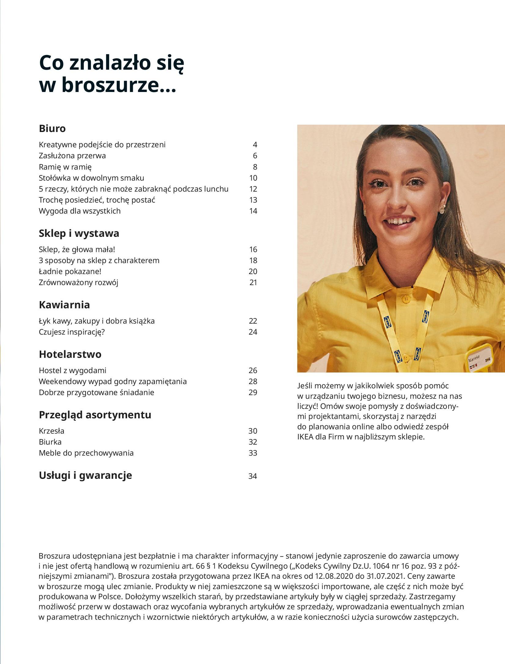 Gazetka IKEA: IKEA dla Firm 2021 2021-01-13 page-3