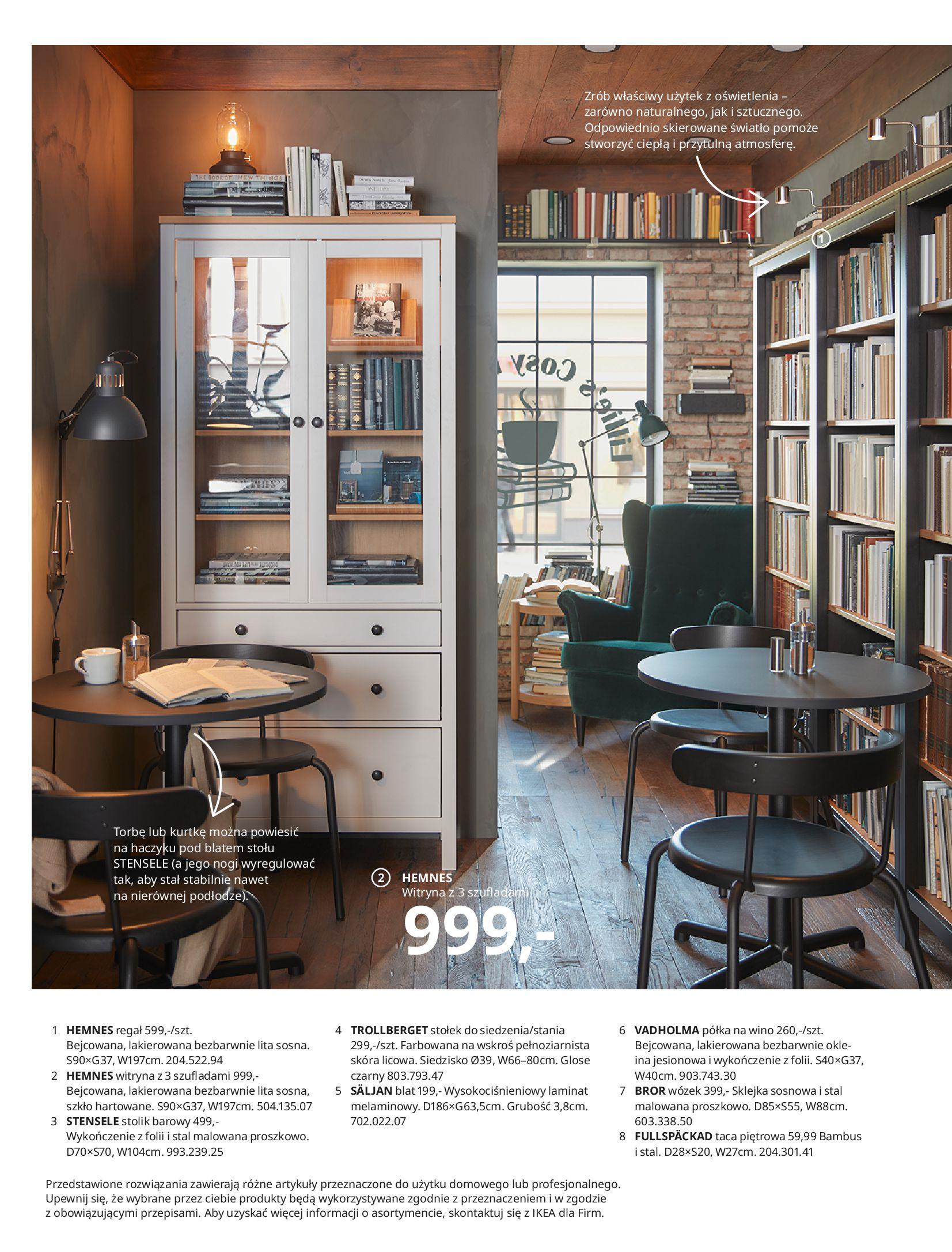 Gazetka IKEA: IKEA dla Firm 2021 2021-01-13 page-22