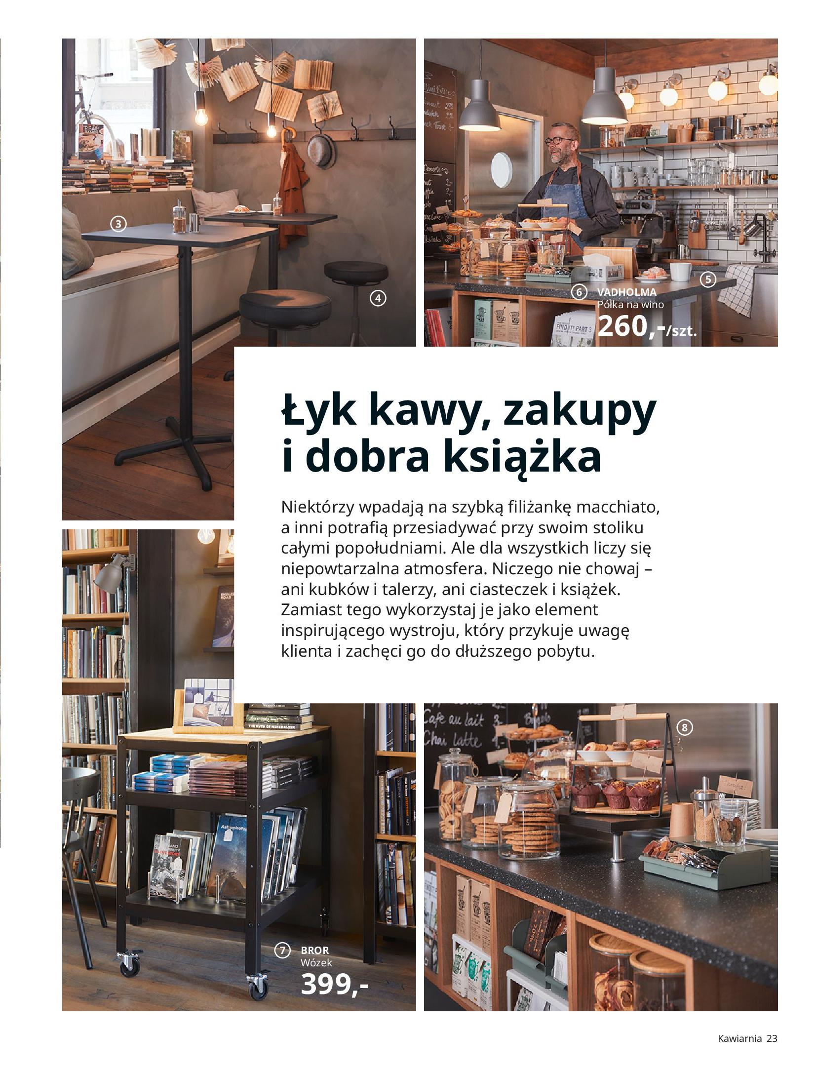 Gazetka IKEA: IKEA dla Firm 2021 2021-01-13 page-23