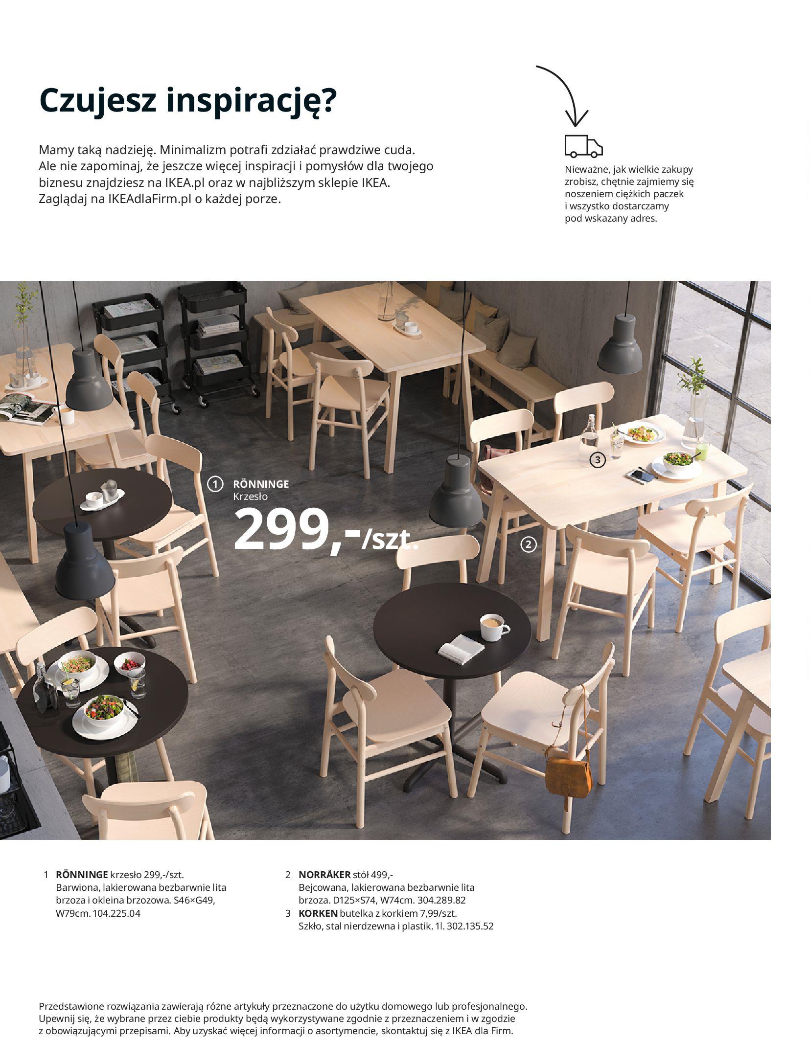 Gazetka IKEA: IKEA dla Firm 2021 2021-01-13 page-24