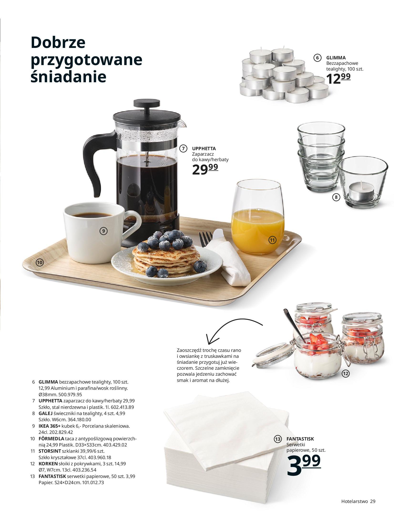 Gazetka IKEA: IKEA dla Firm 2021 2021-01-13 page-29