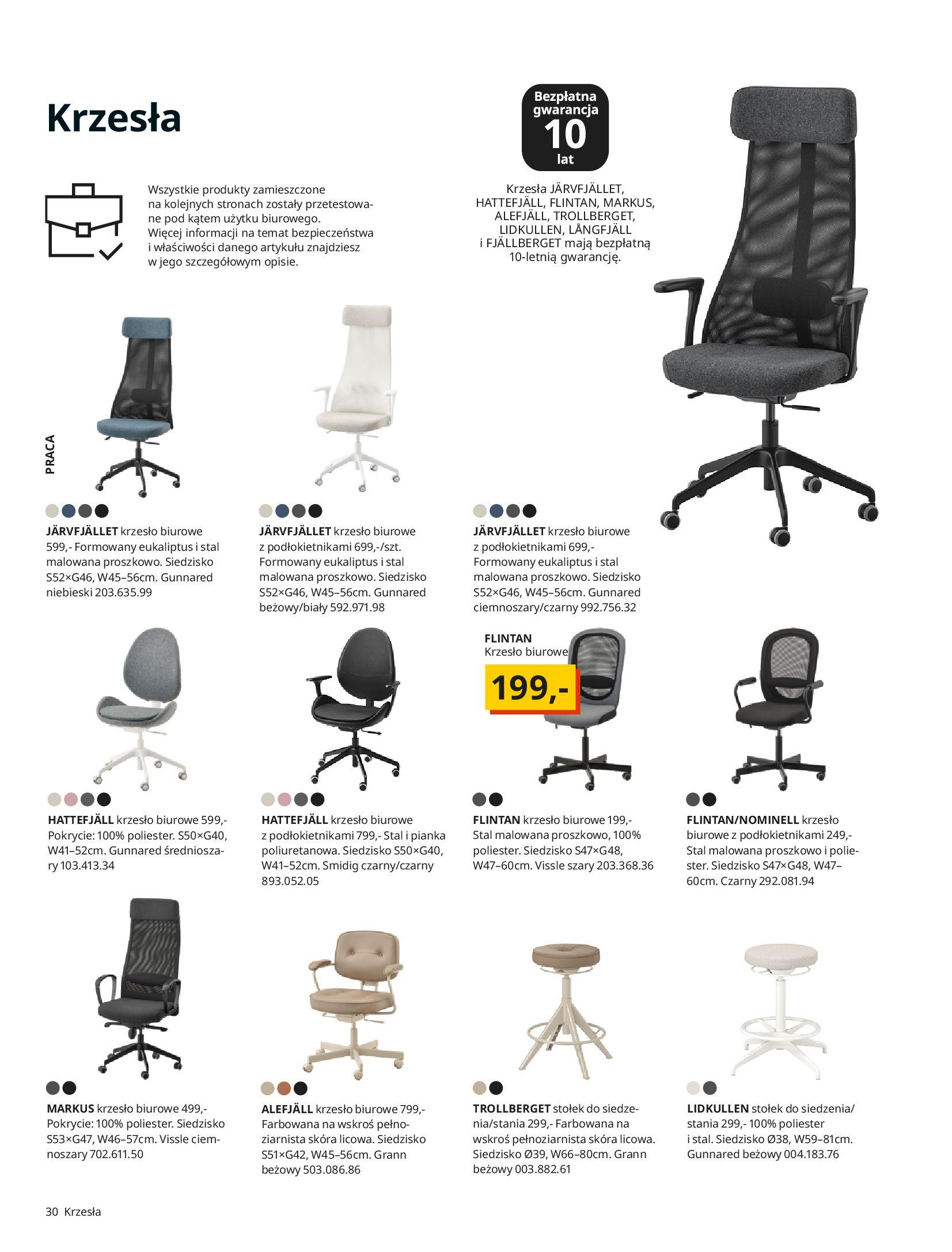 Gazetka IKEA: IKEA dla Firm 2021 2021-01-13 page-30