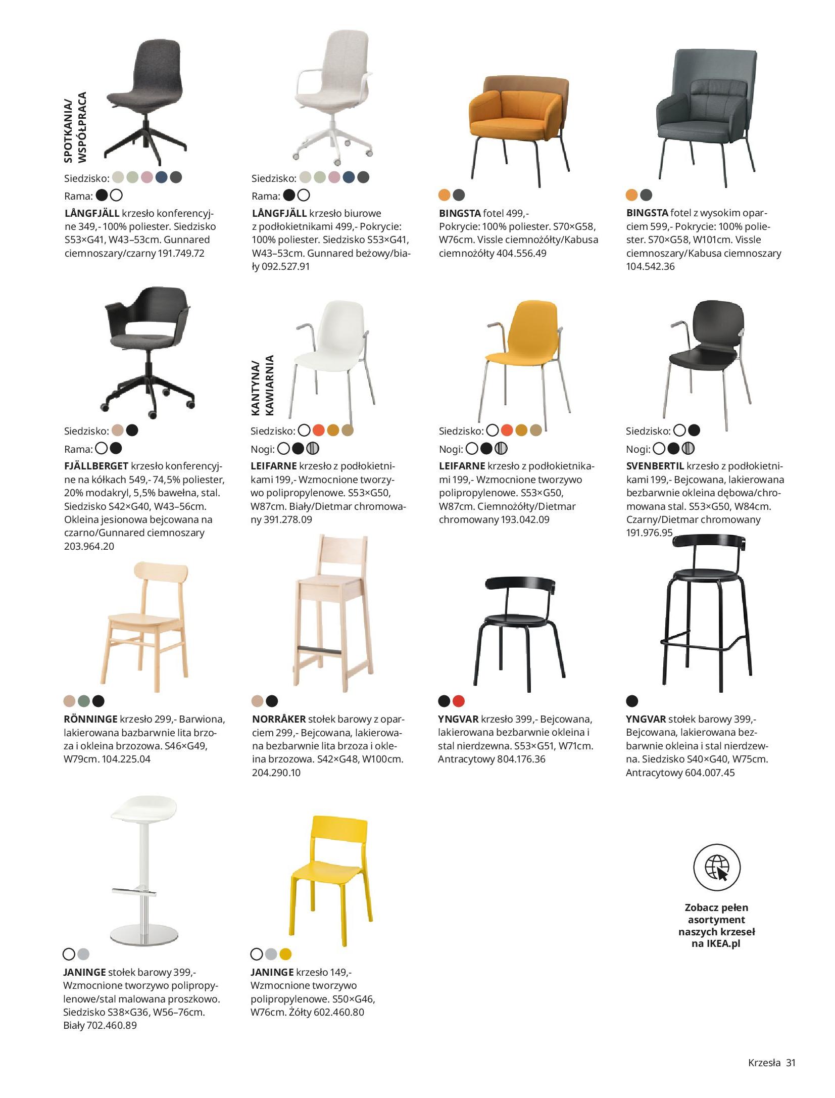 Gazetka IKEA: IKEA dla Firm 2021 2021-01-13 page-31