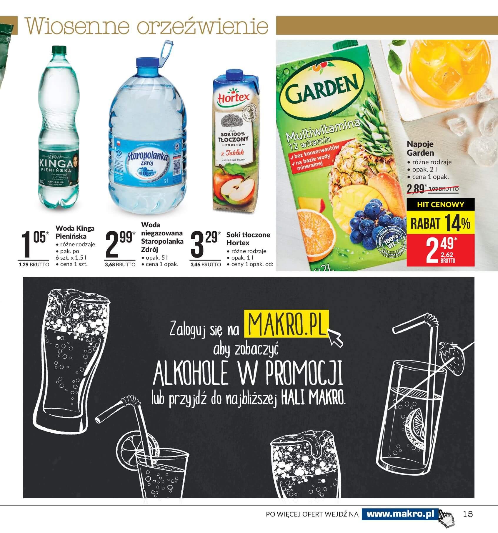 Gazetka Makro - Artykuły spożywcze-11.03.2019-25.03.2019-page-