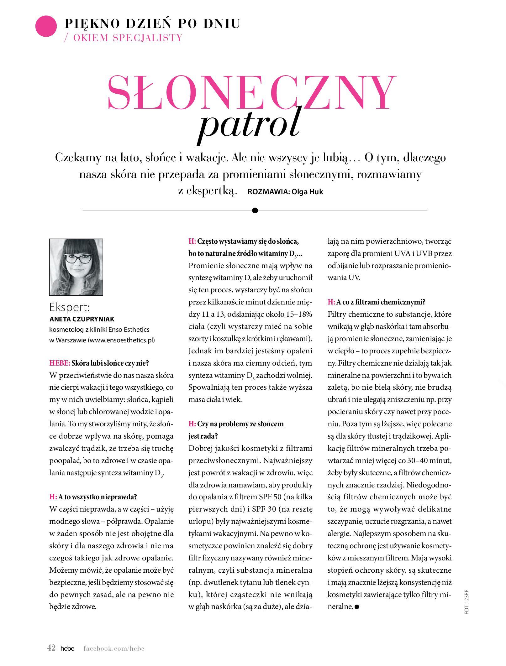 Gazetka hebe: Magazyn Hebe - Trendy na lato 2021-07-01 page-42