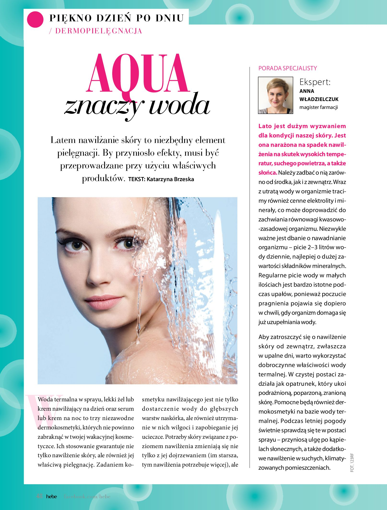 Gazetka hebe: Magazyn Hebe - Trendy na lato 2021-07-01 page-48