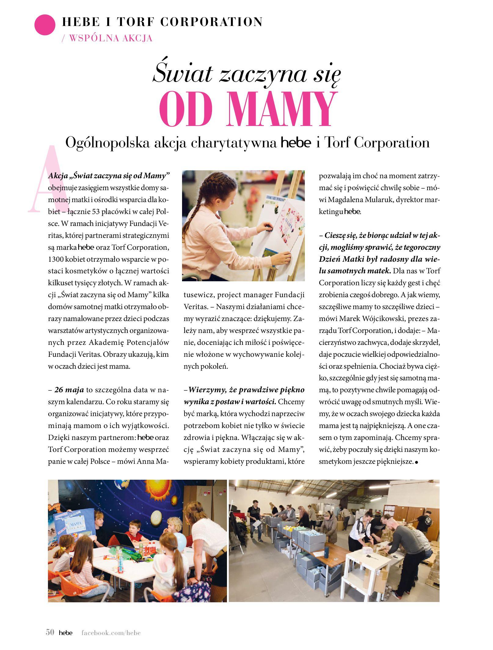 Gazetka hebe: Magazyn Hebe - Trendy na lato 2021-07-01 page-50