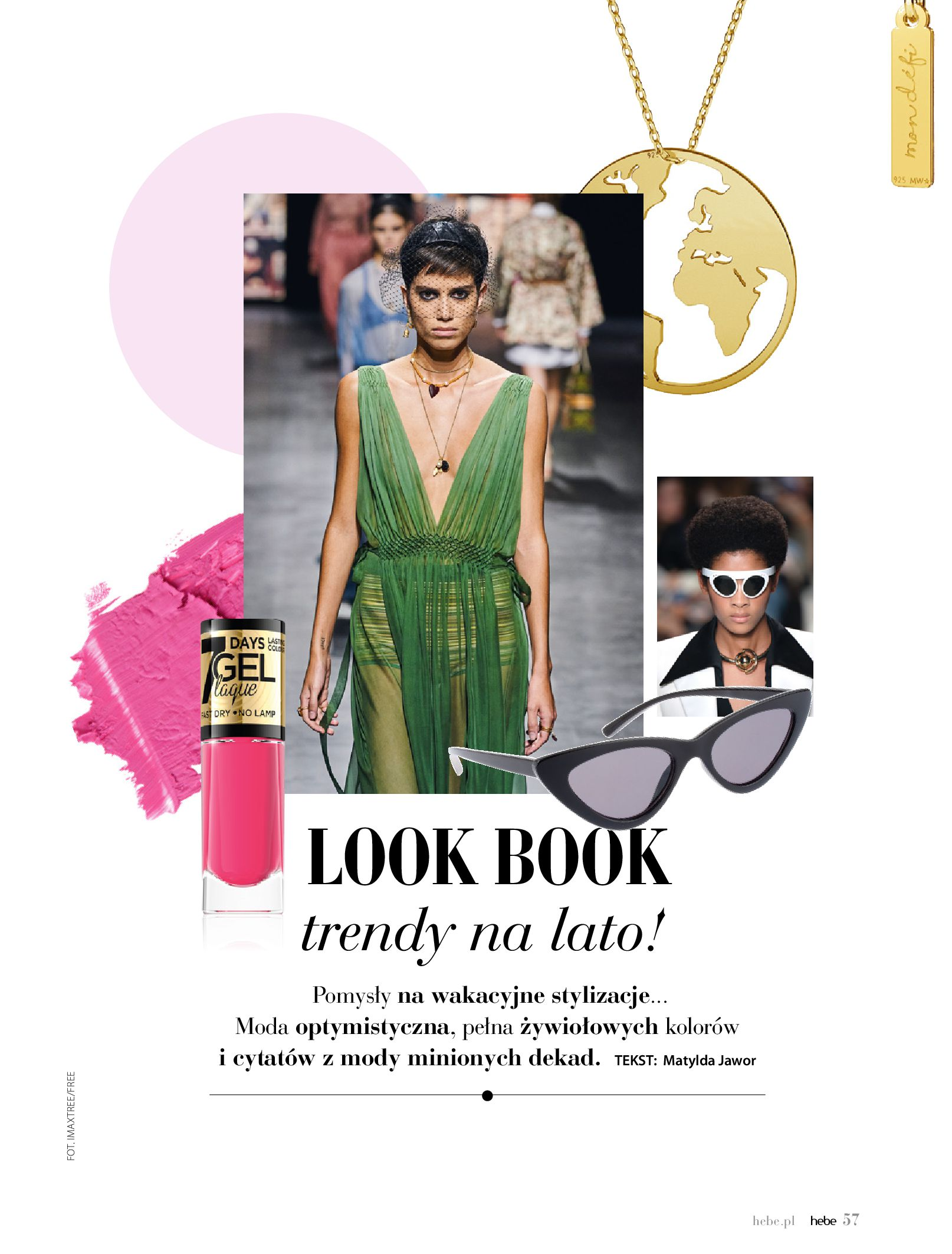 Gazetka hebe: Magazyn Hebe - Trendy na lato 2021-07-01 page-57