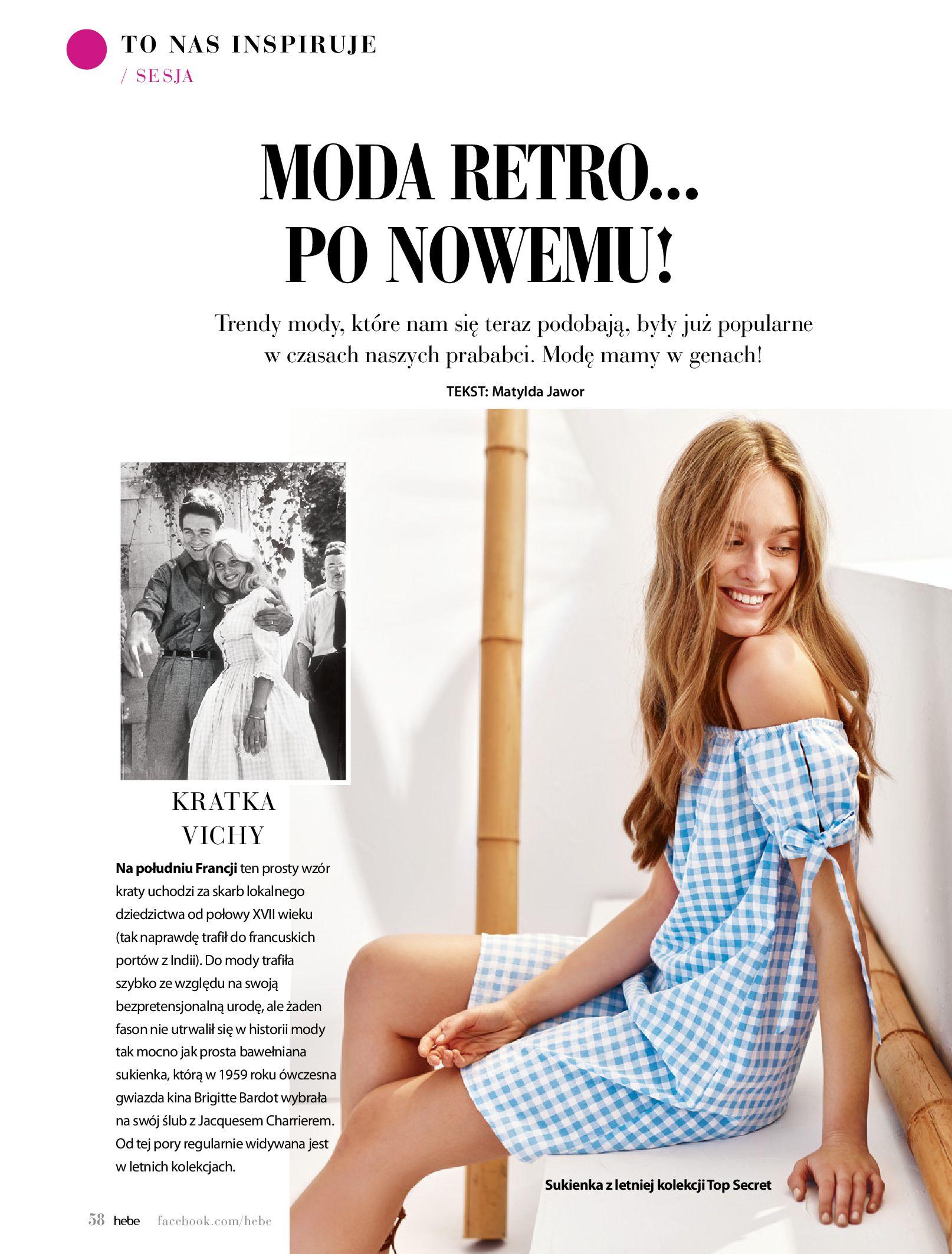 Gazetka hebe: Magazyn Hebe - Trendy na lato 2021-07-01 page-58