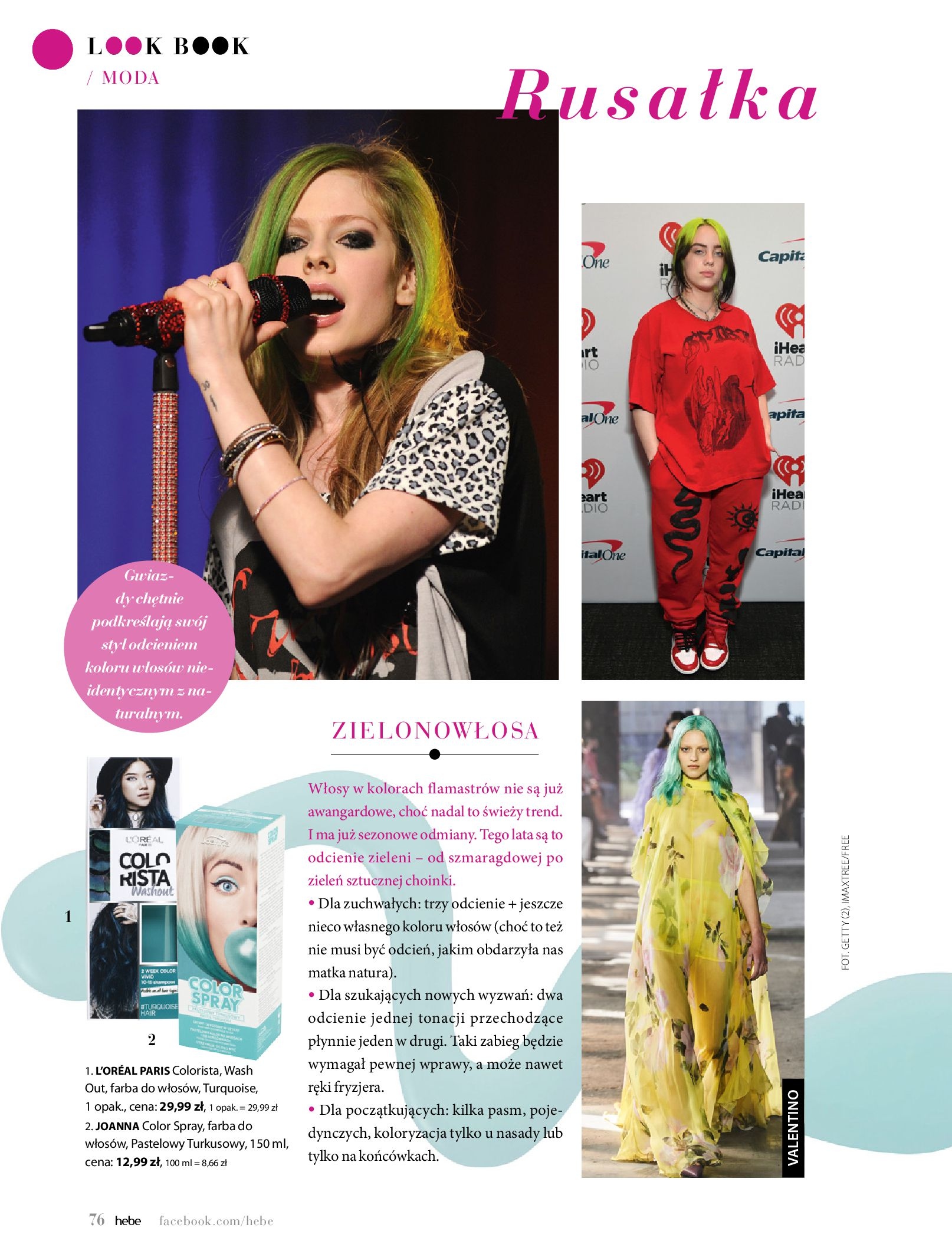 Gazetka hebe: Magazyn Hebe - Trendy na lato 2021-07-01 page-76
